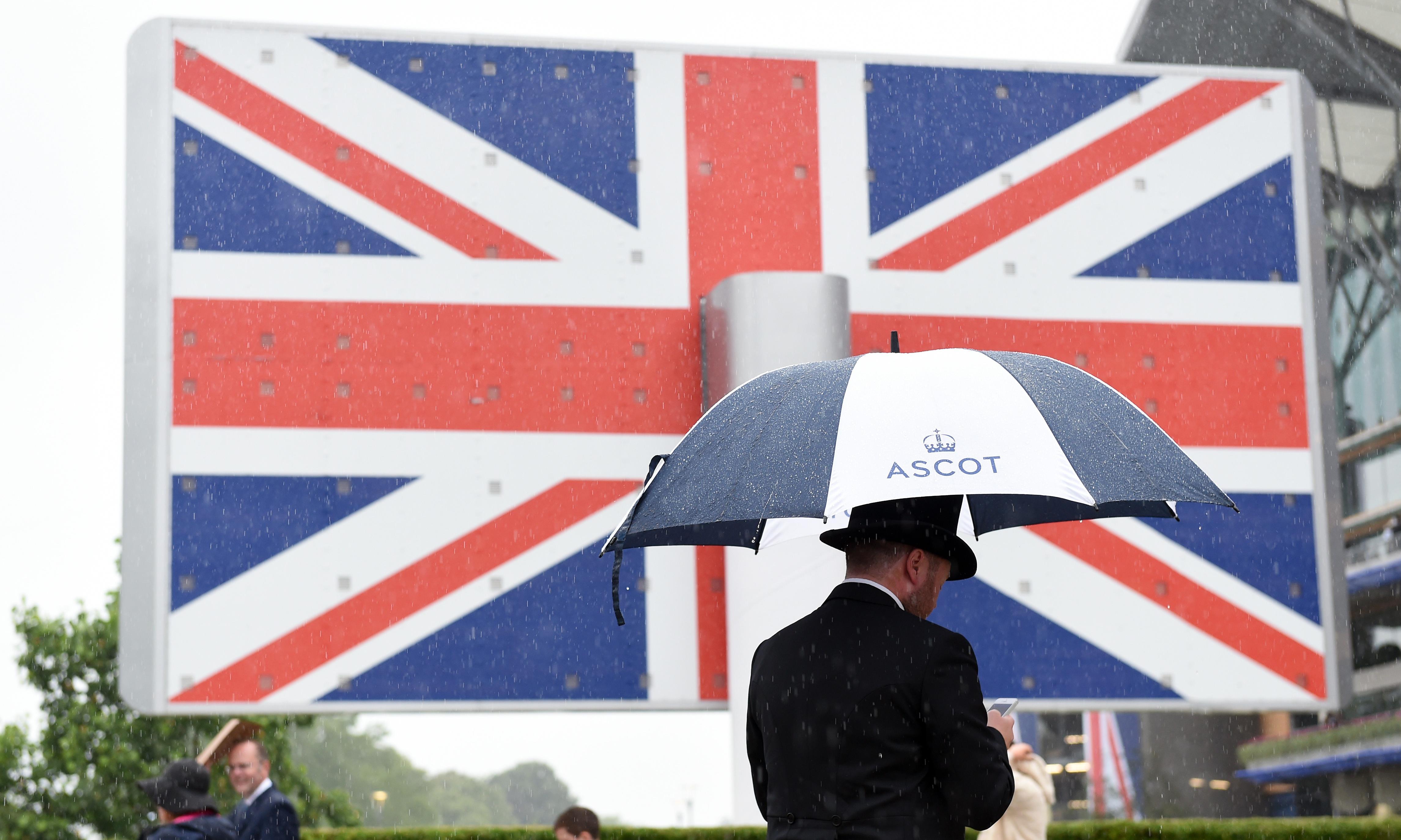 Talking Horses: Rain-soaked Royal Ascot is perfect for Crystal Ocean