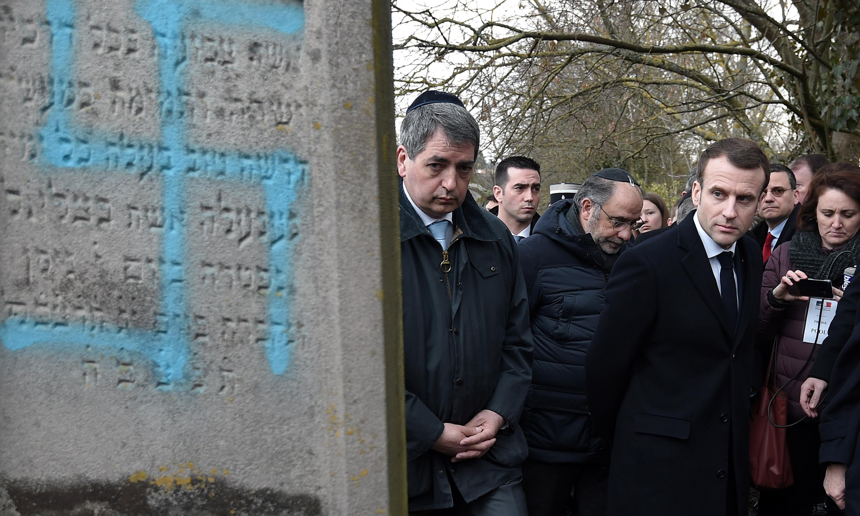 France has an antisemitism problem – and not just from the gilets jaunes
