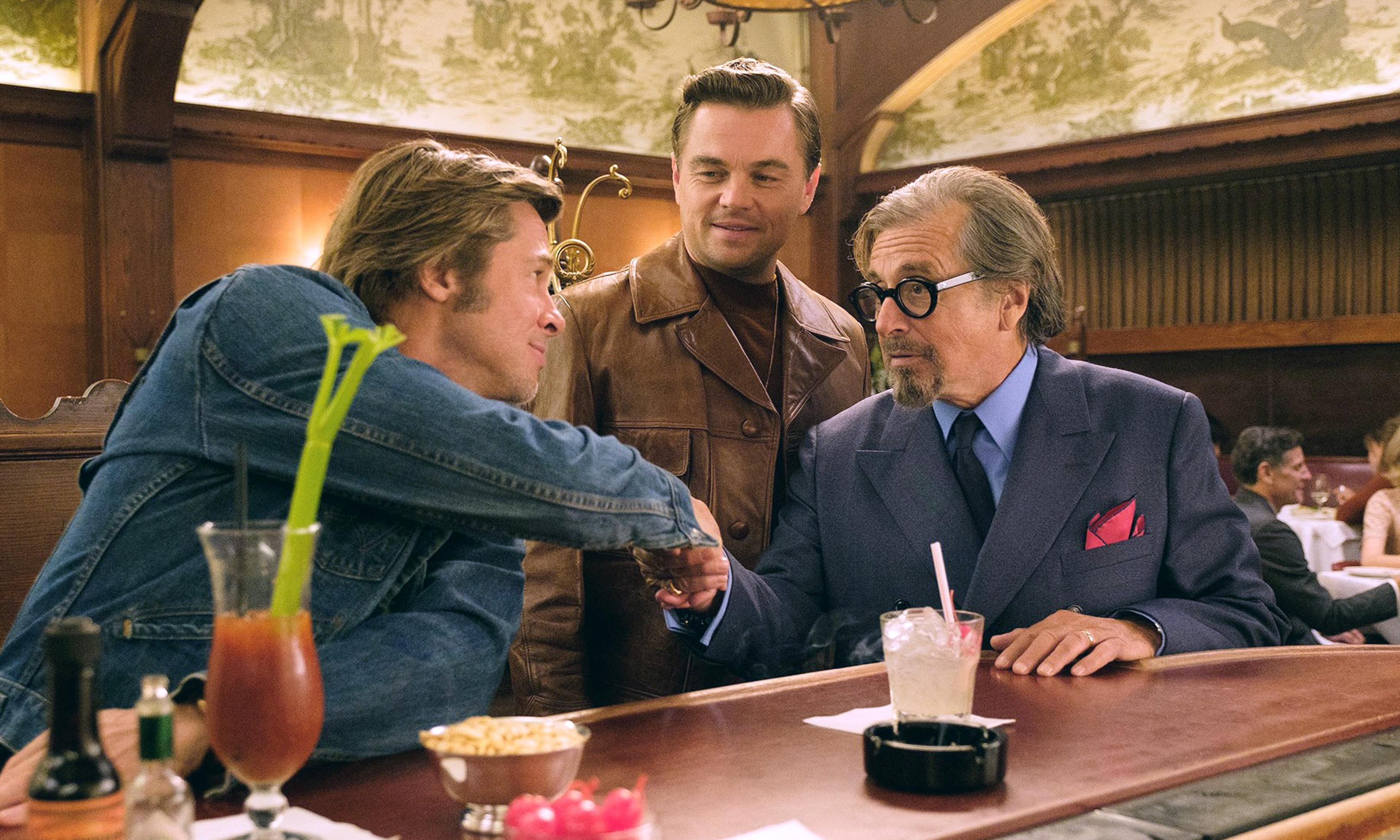 Once Upon a Time ... in Hollywood review - Tarantino's dazzling LA redemption song