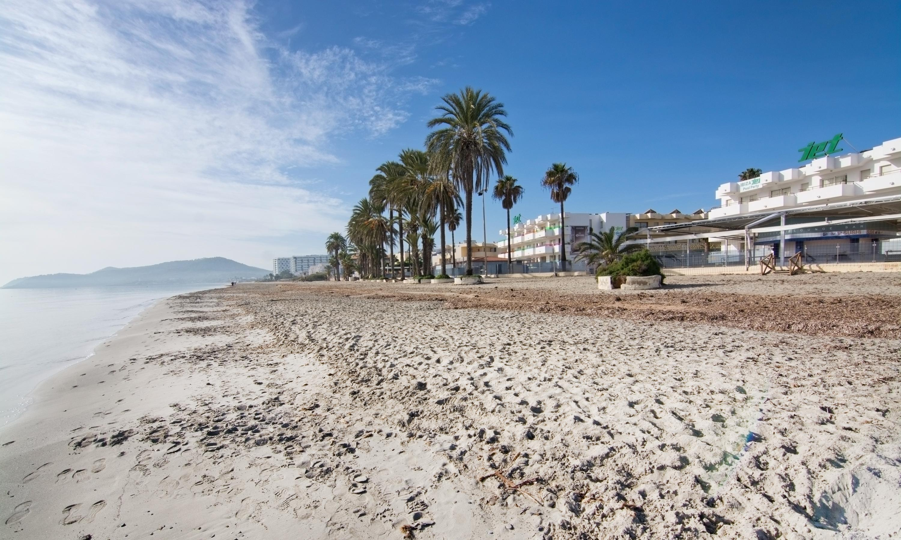 Ibiza in winter: unplugged but still on song