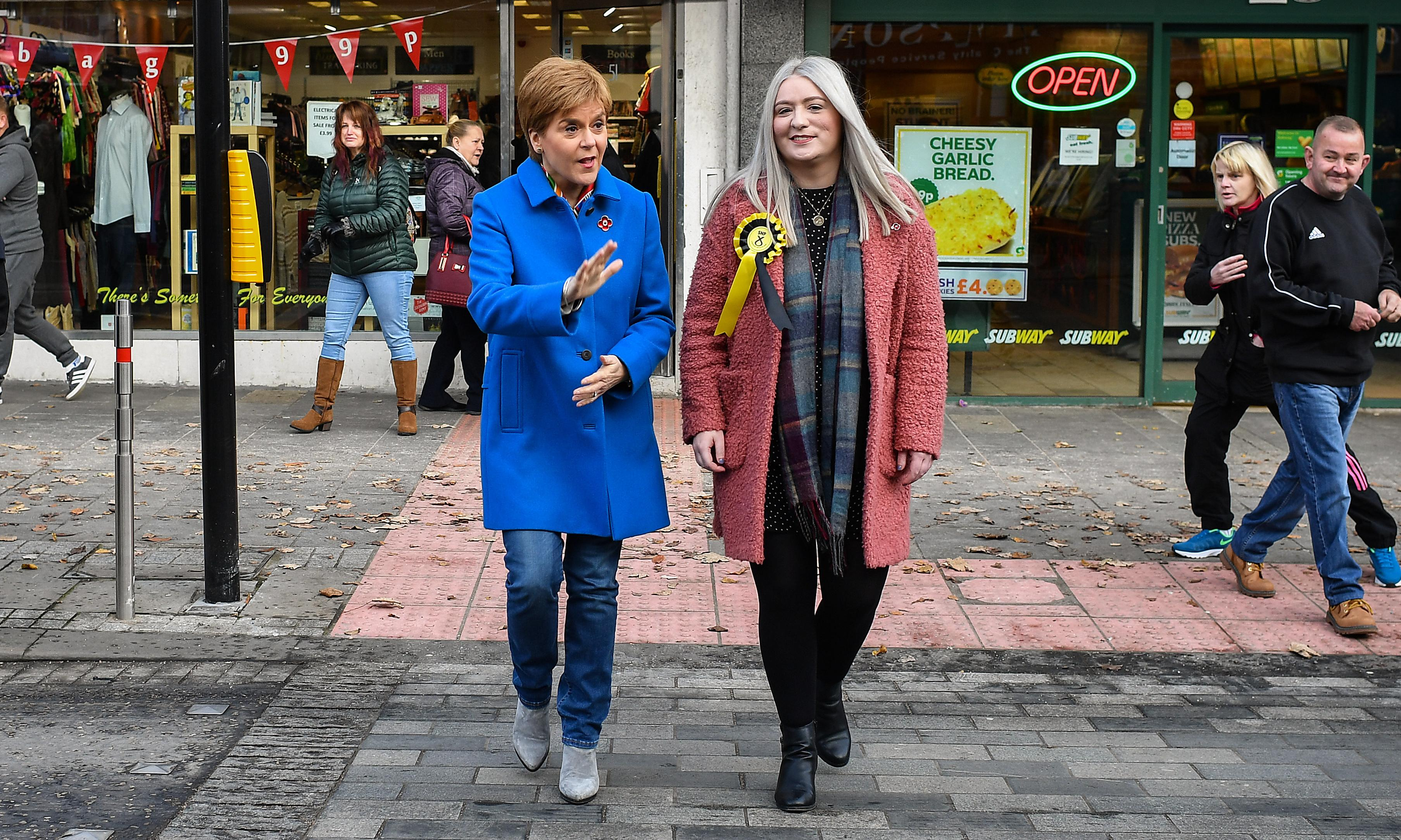 'Quietly confident': SNP talks up chances in Jo Swinson's seat