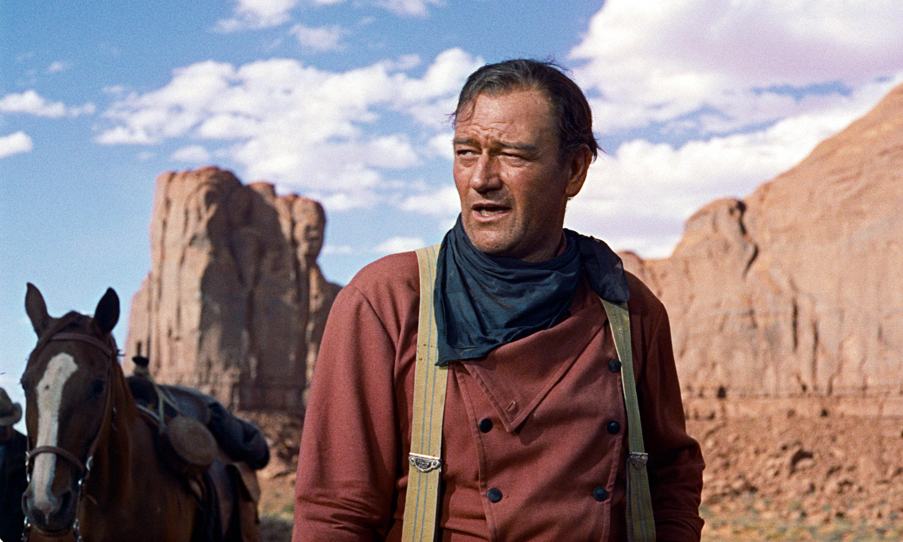 Should we be surprised by John Wayne's racist and homophobic views?
