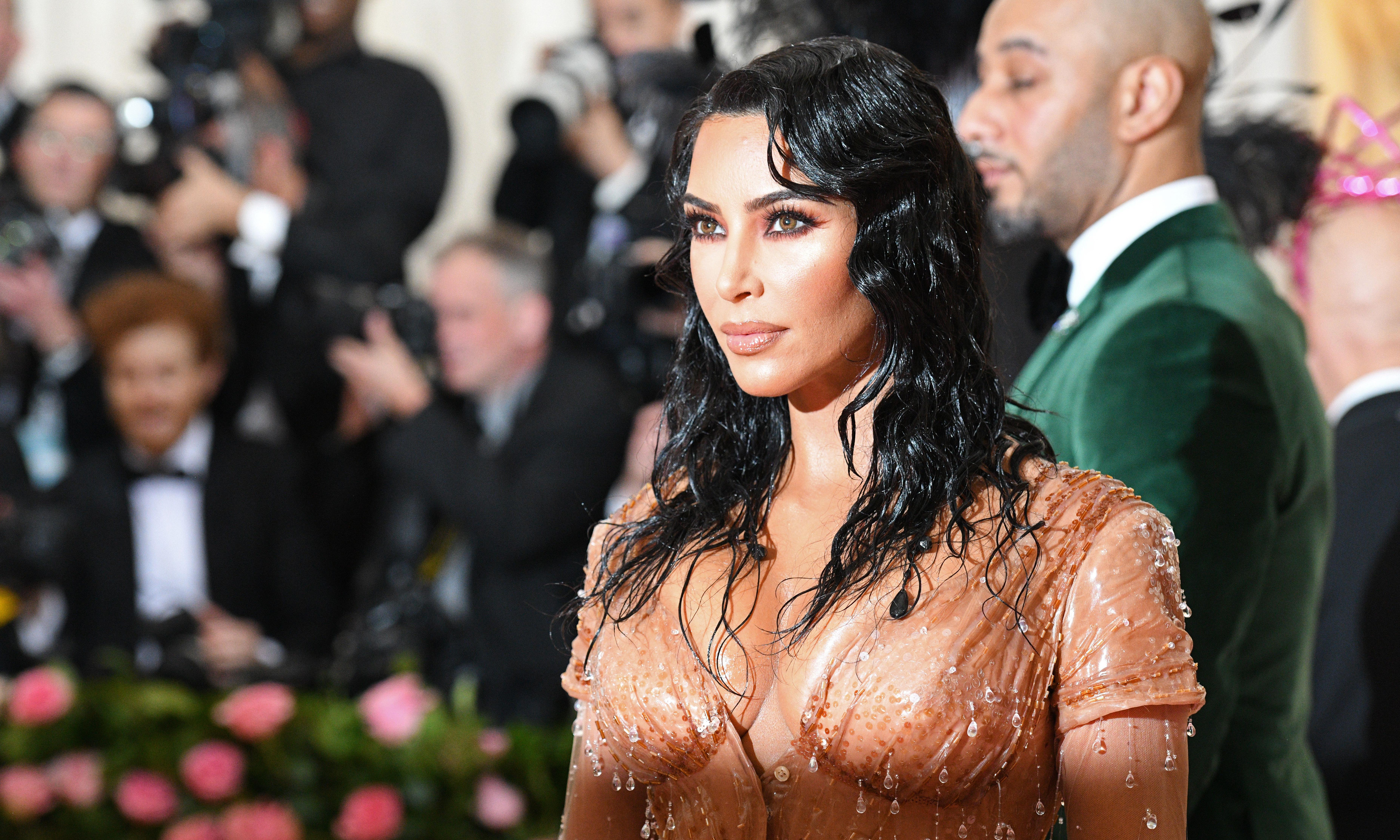 Your heart can only bleed for Kanye West – his wife is too sexy, apparently