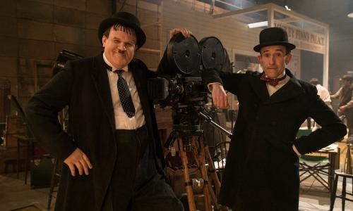 Stan & Ollie laugh it up as takings outstrip Mary Poppins at UK box office