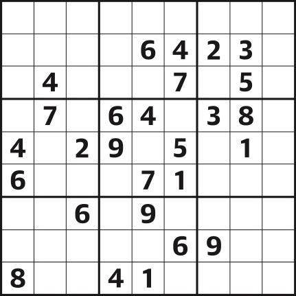 Sudoku 4,468 medium