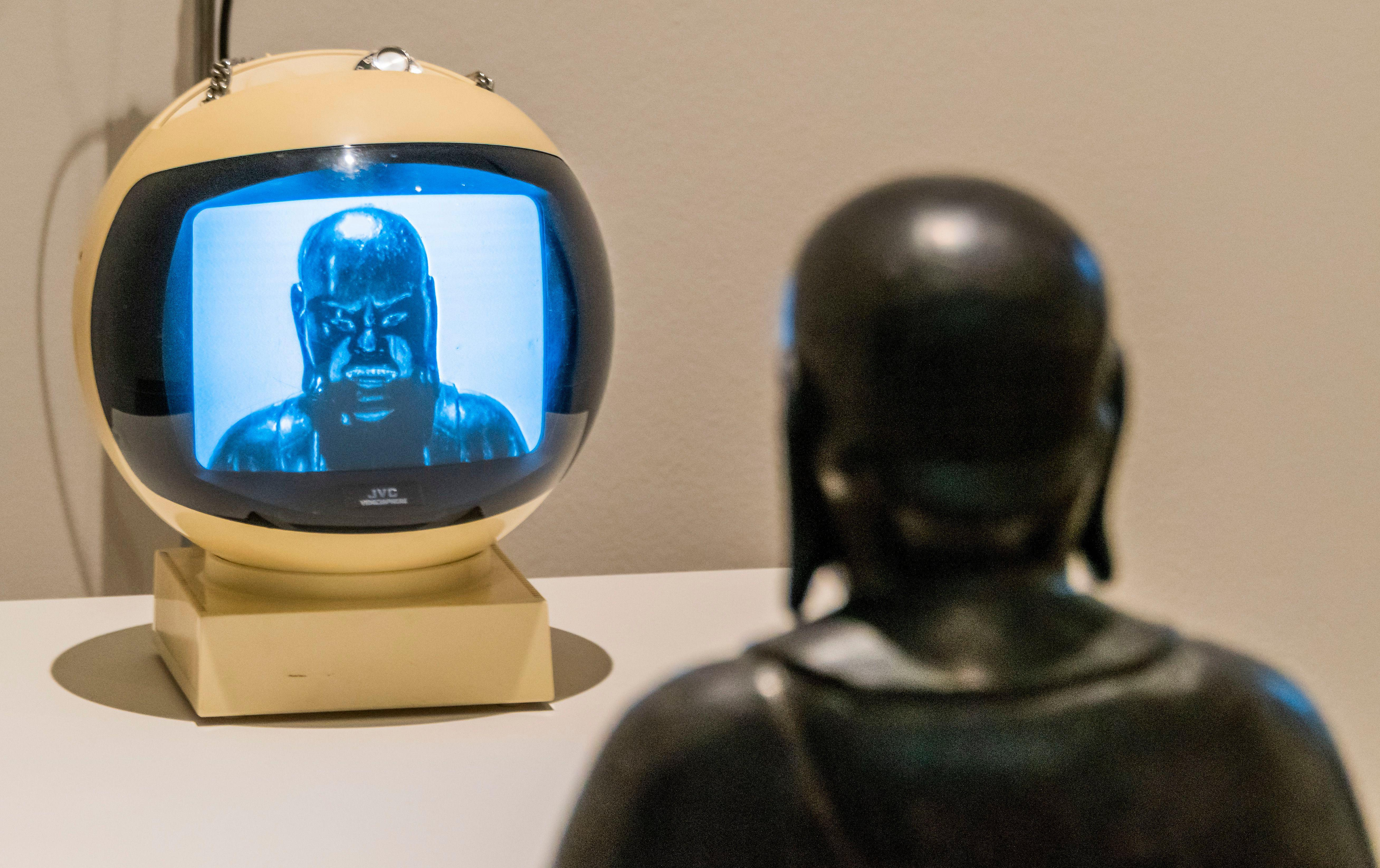 Nam June Paik review – encounters with a true visionary