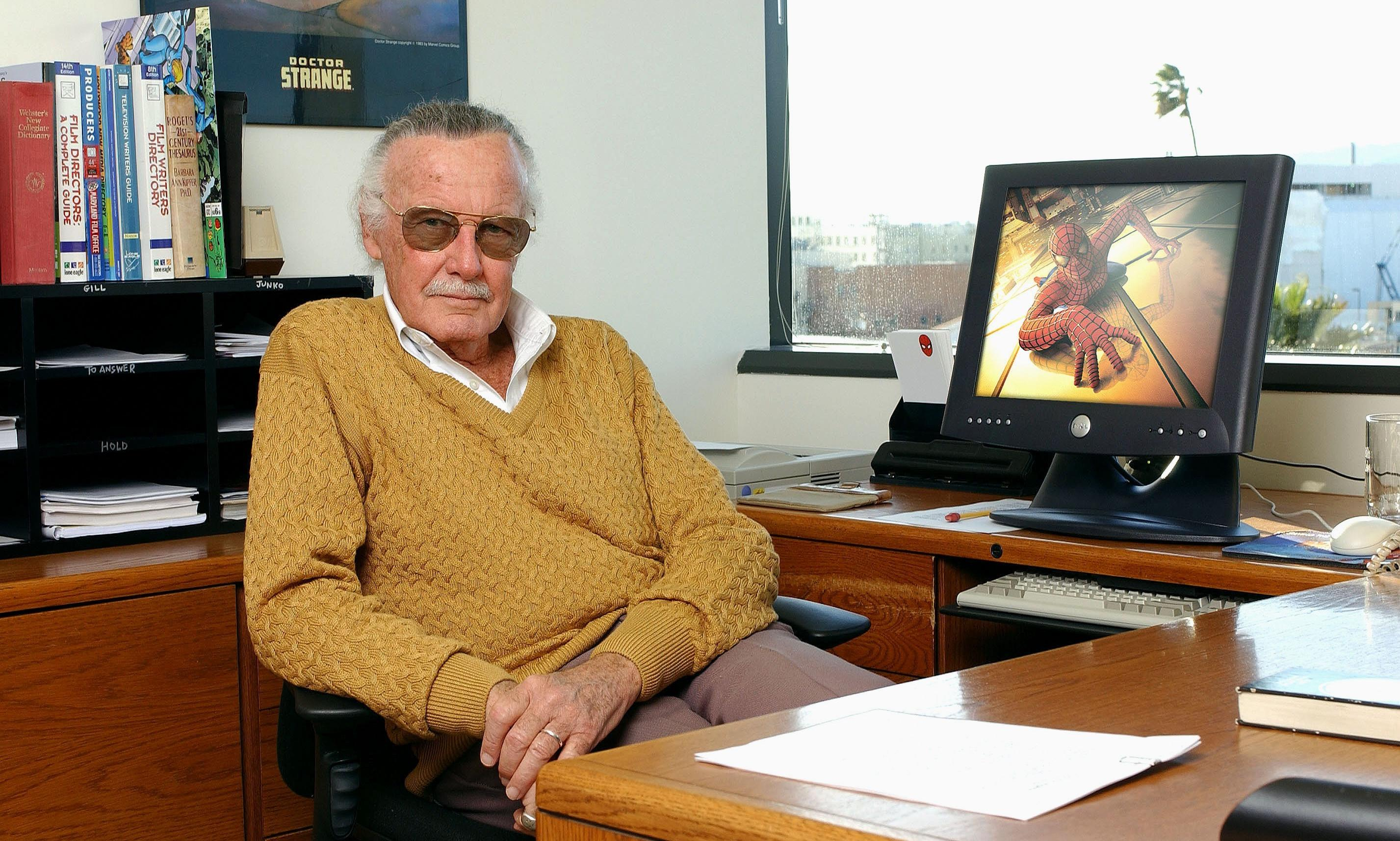 Stan Lee's 'first novel for adults' to be published this autumn