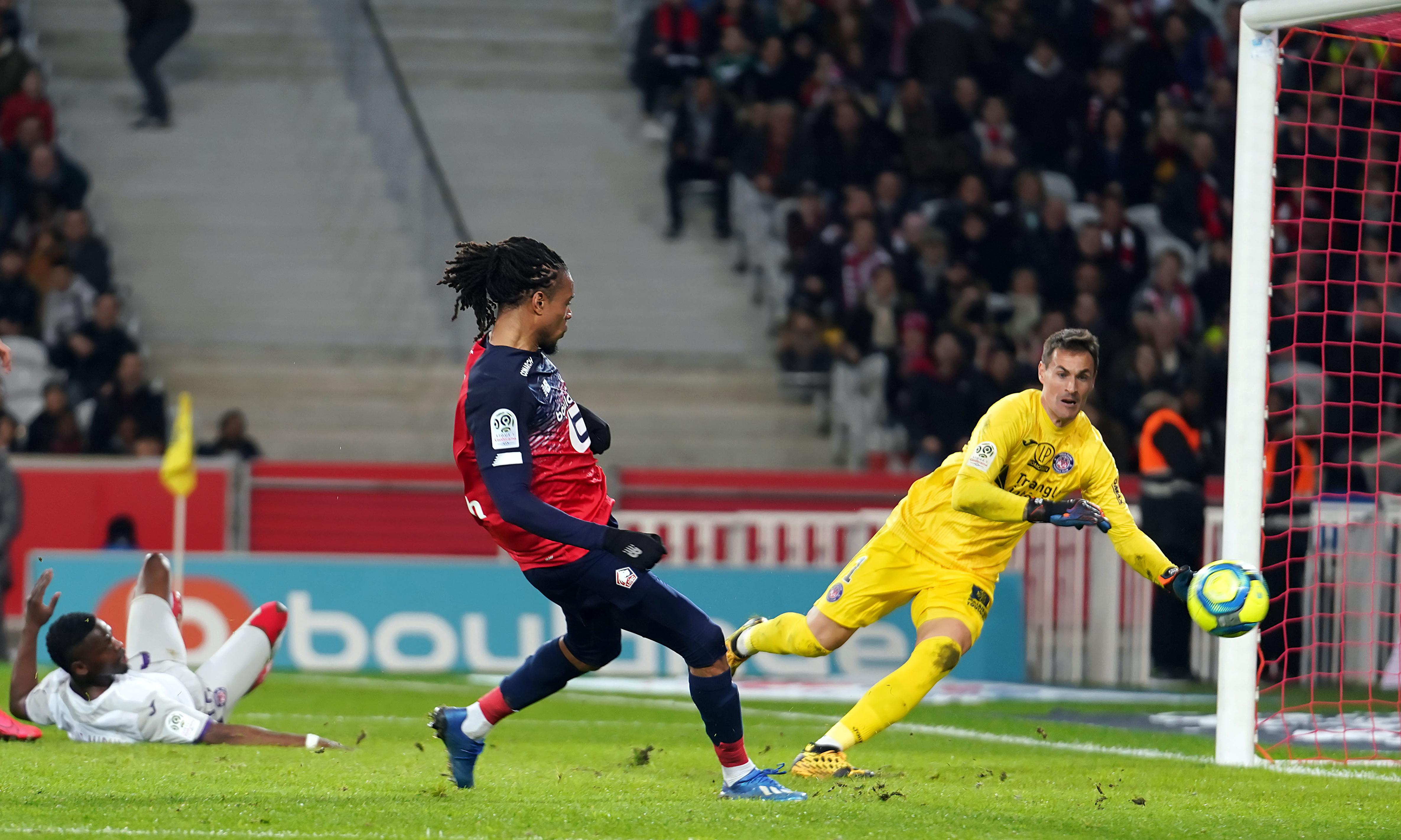 Loïc Rémy has found his voice – and his scoring boots – at Lille