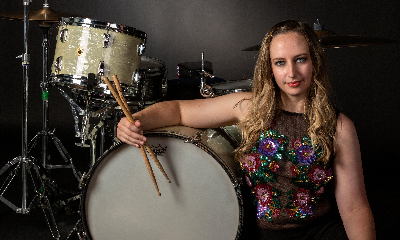Lorraine Baker: Eden review – irresistible rhythms from a creative drummer