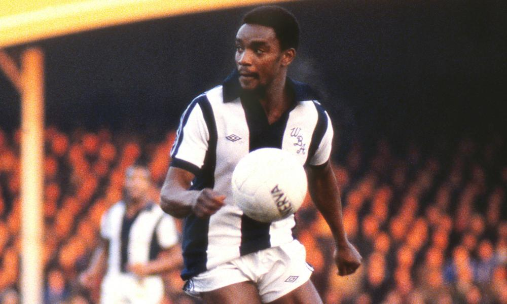 Laurie Cunningham at Molineux in 1978.
