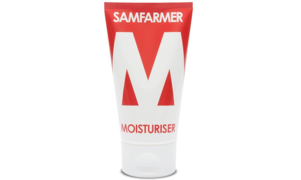 Sam Farmer teen skincare