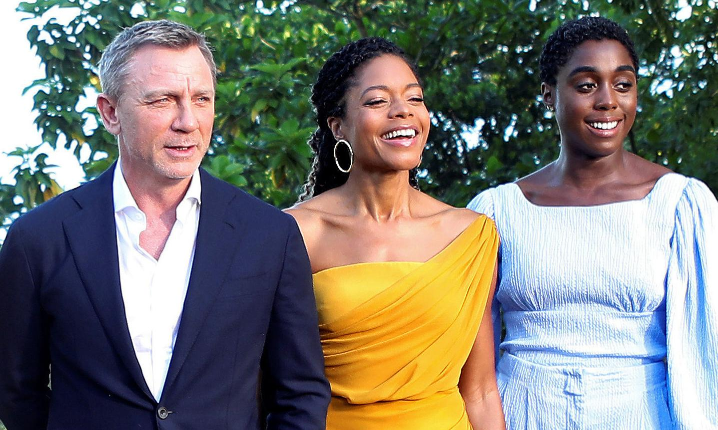 Bond's number is up: black female actor 'is the new 007'