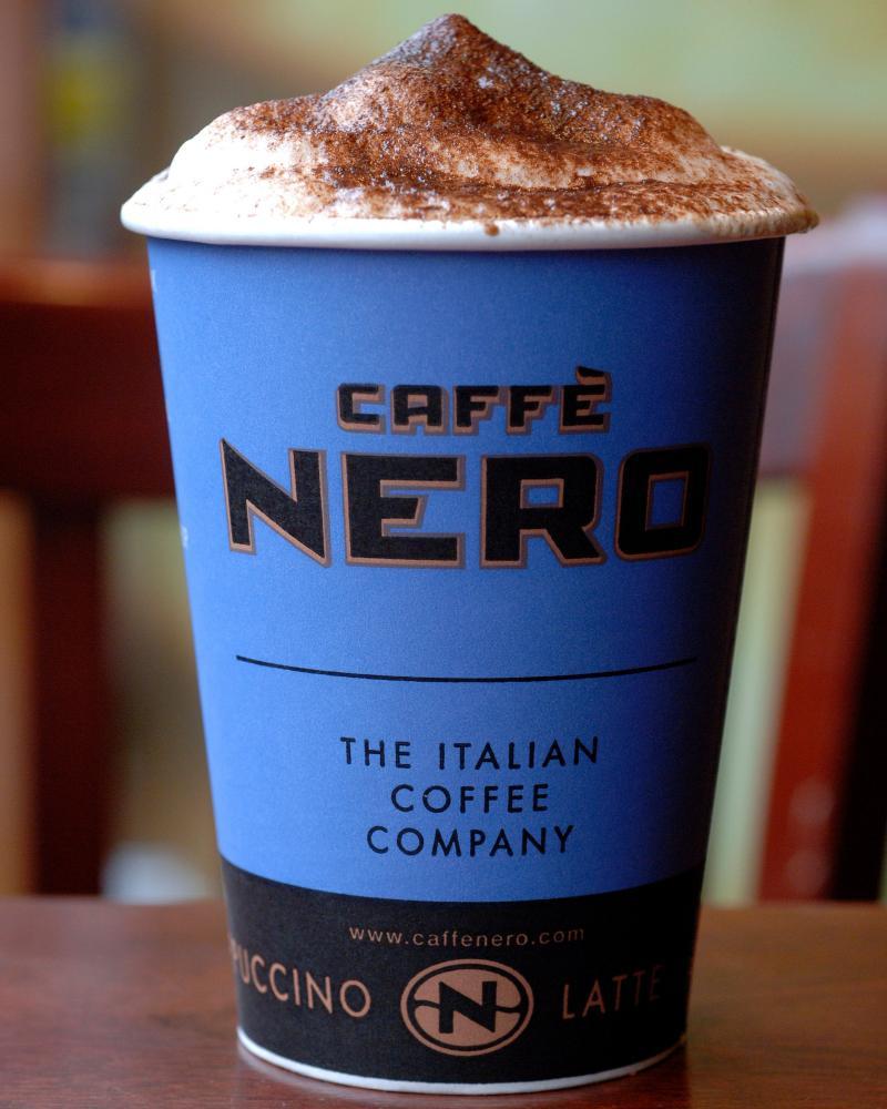 Caffe Nero for Nina Matsunaga