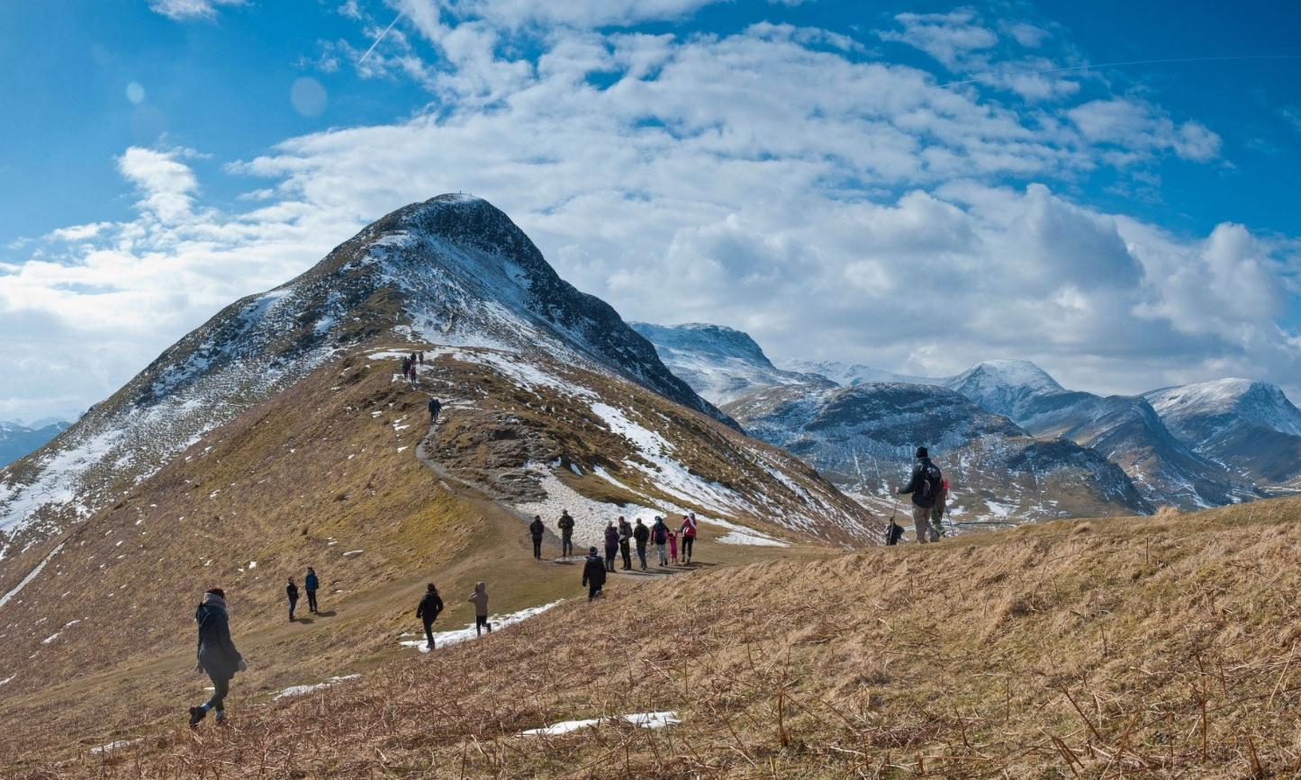 Send us a tip on a UK winter walk for the chance to win a £200 hotel voucher