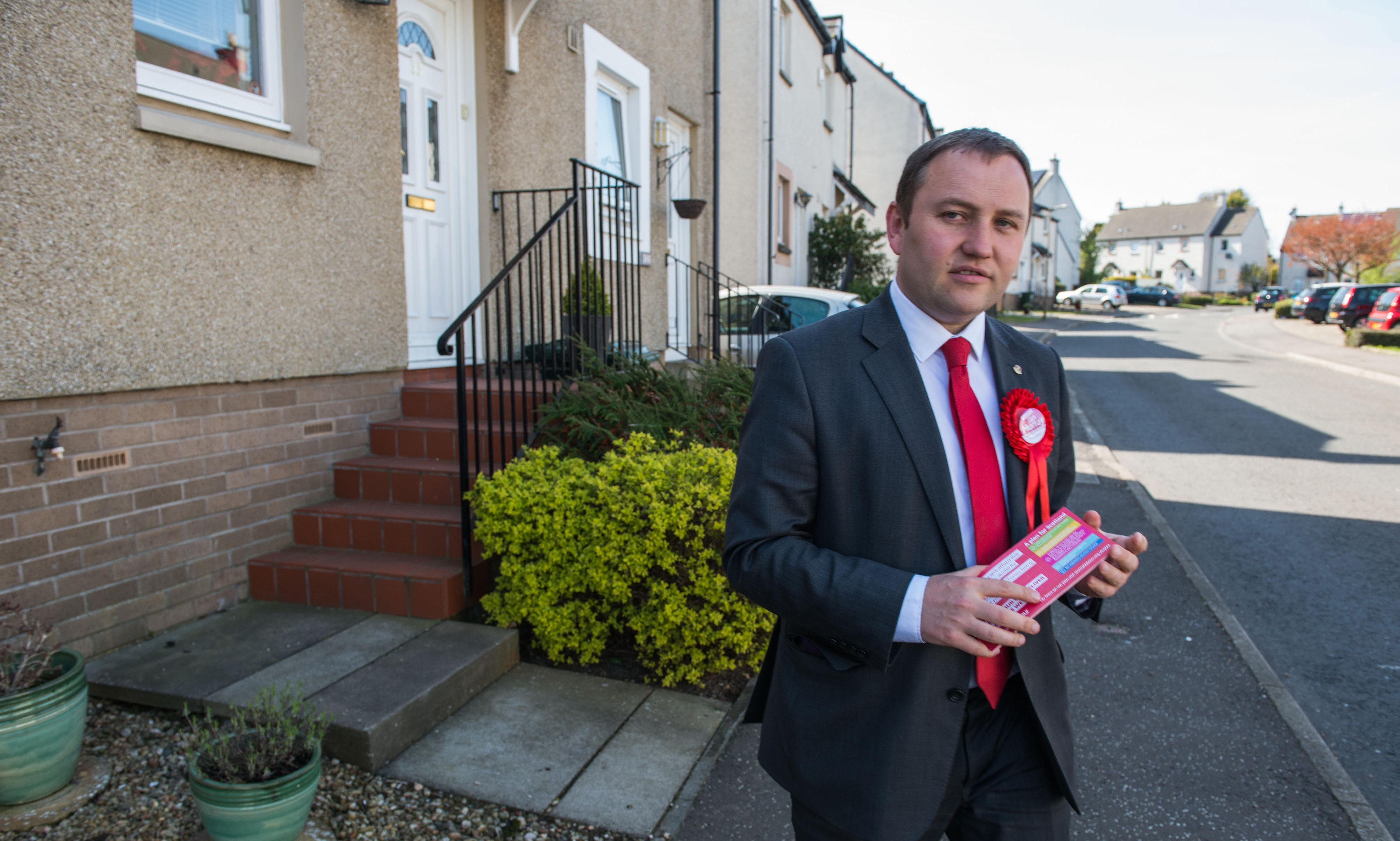 Union pushes for deselection of Scottish Labour MP Ian Murray