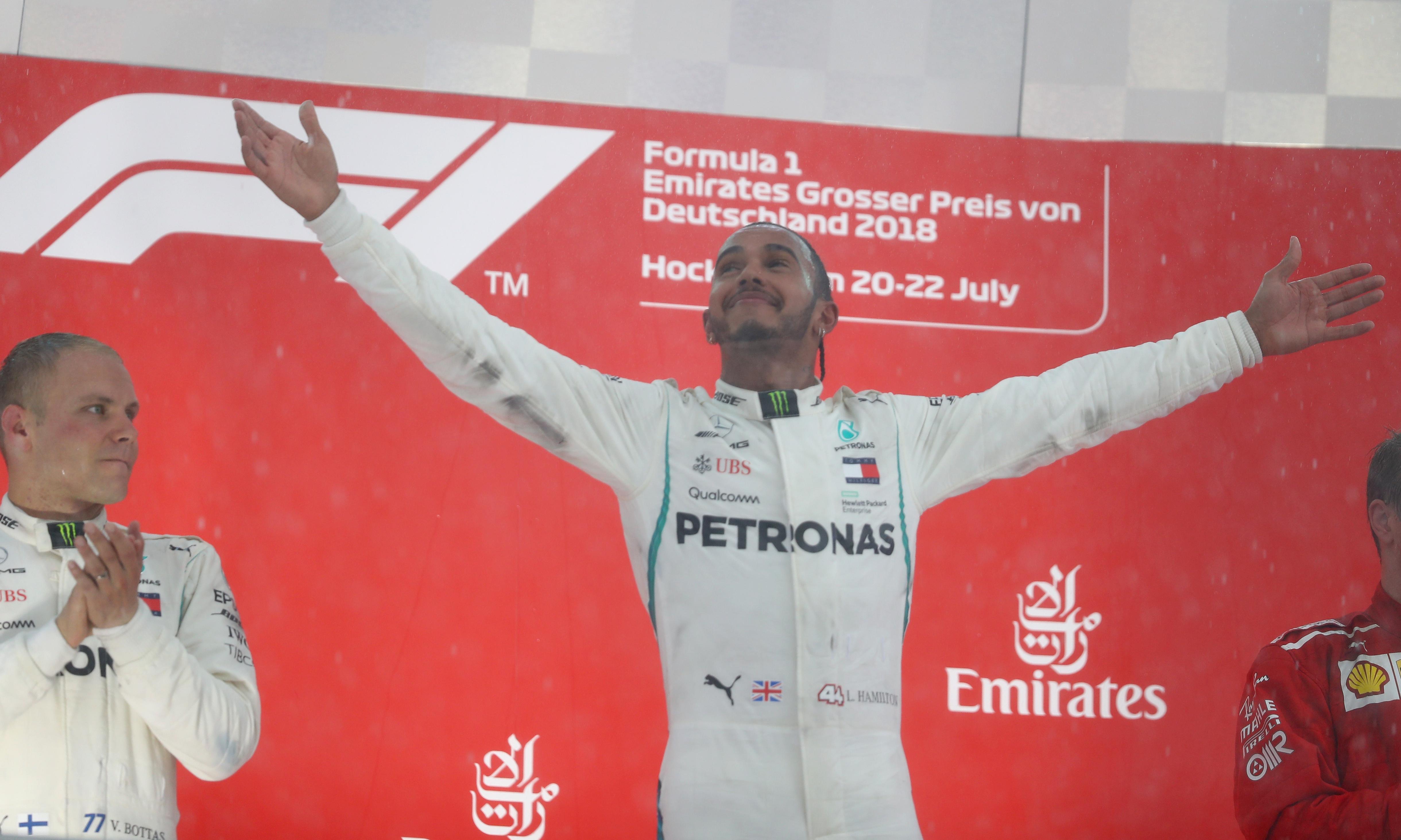 Lewis Hamilton has been a ruthless phenomenon to treasure