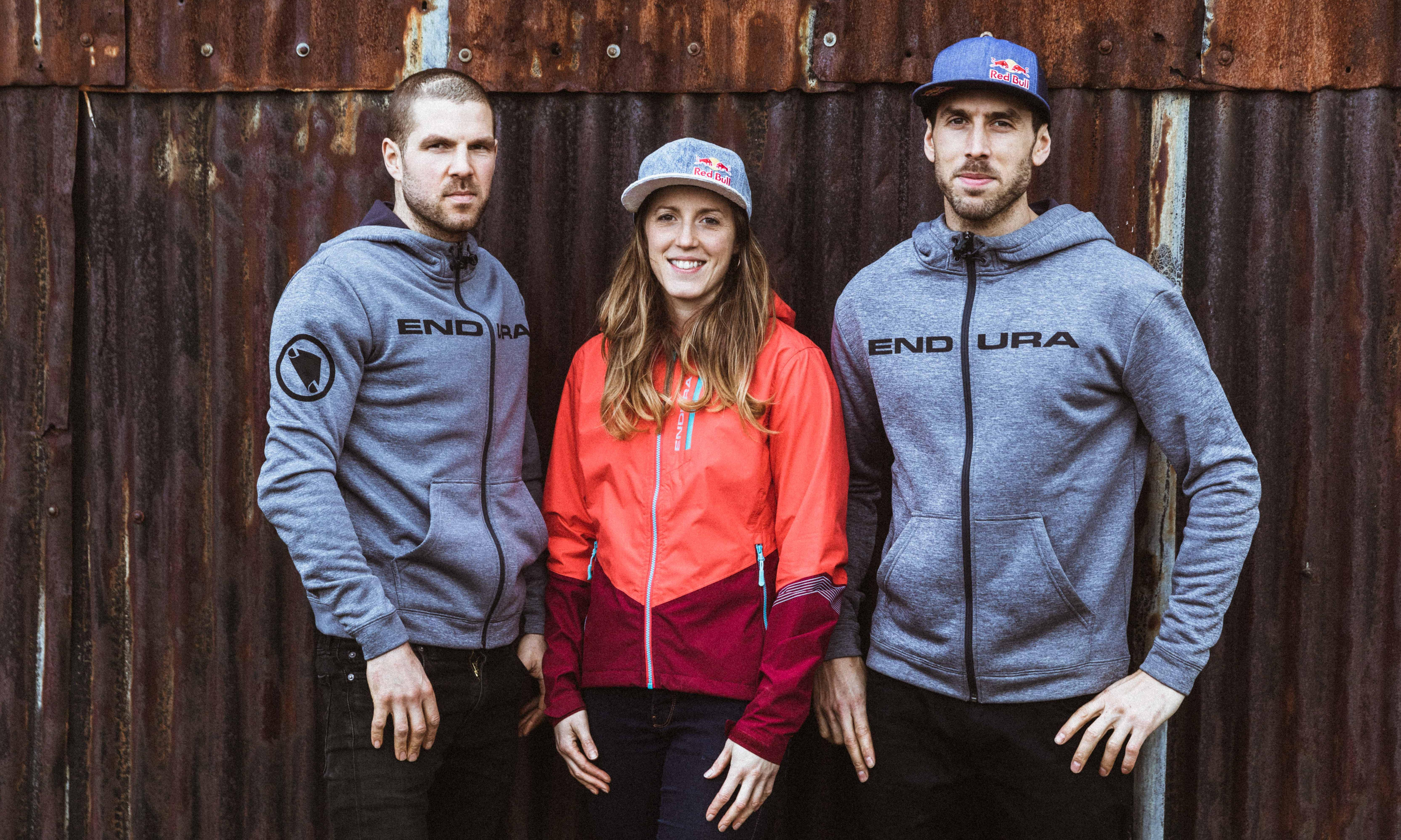 First family of mountain biking prepare to open a new front at the World Cup