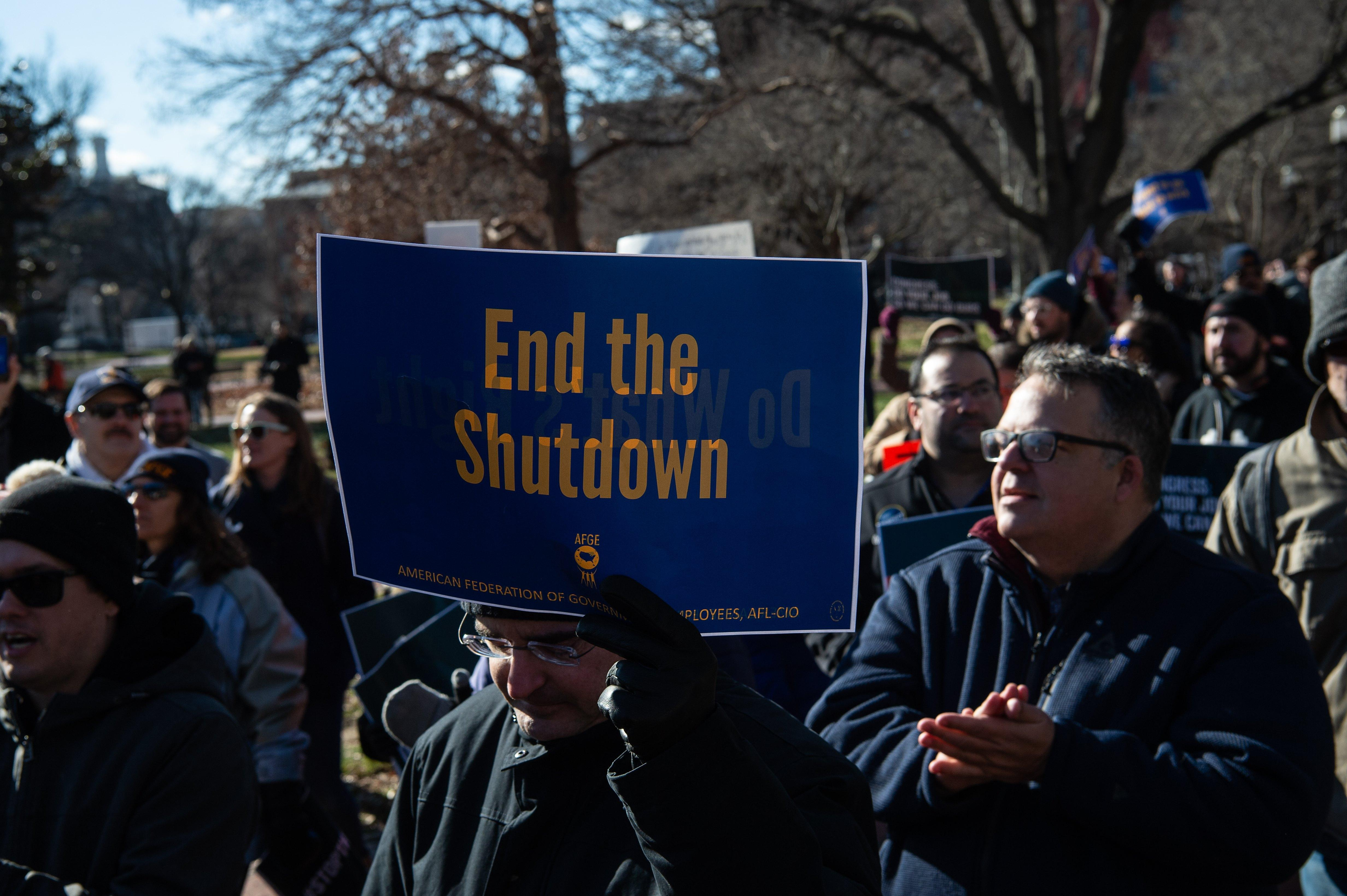 'Barely above water': US shutdown hits black federal workers hardest