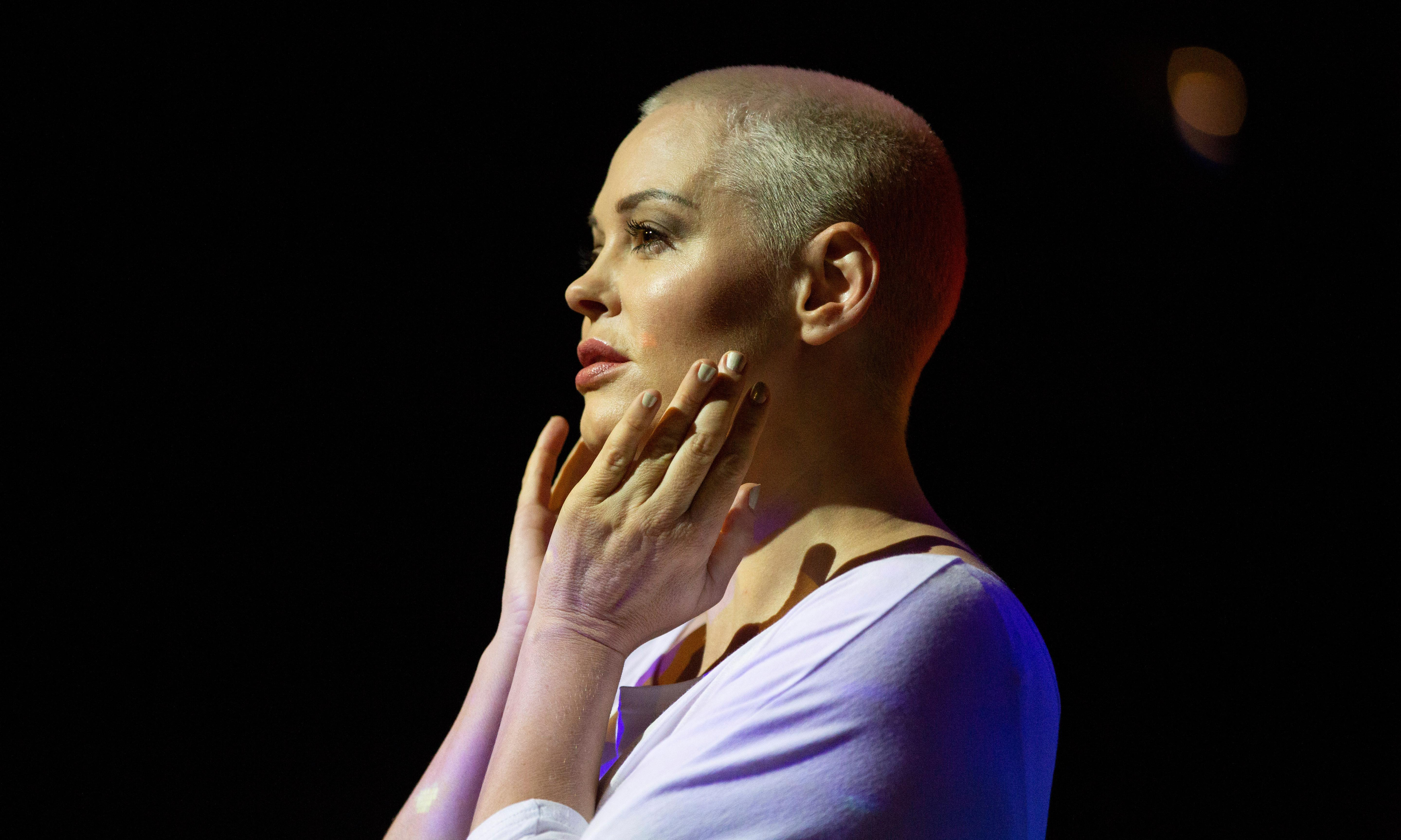 Rose McGowan says Weinstein launched 'diabolical' effort to silence her