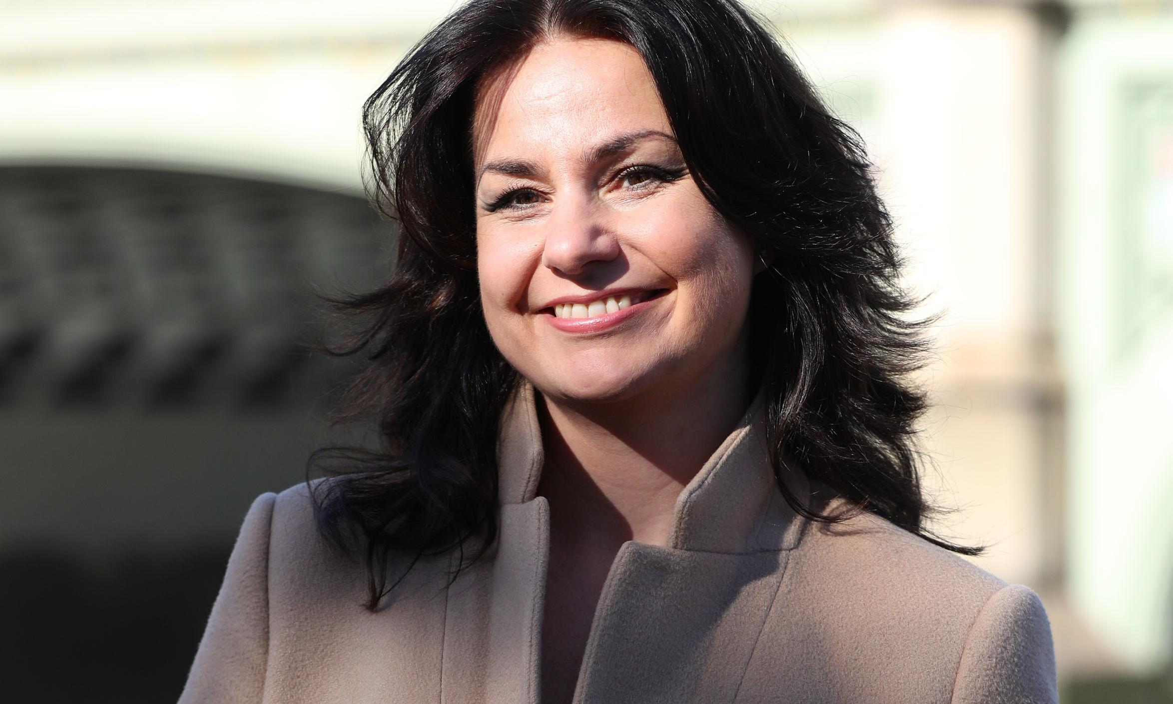 Heidi Allen threatened to quit as Change UK leader over Lib Dem row