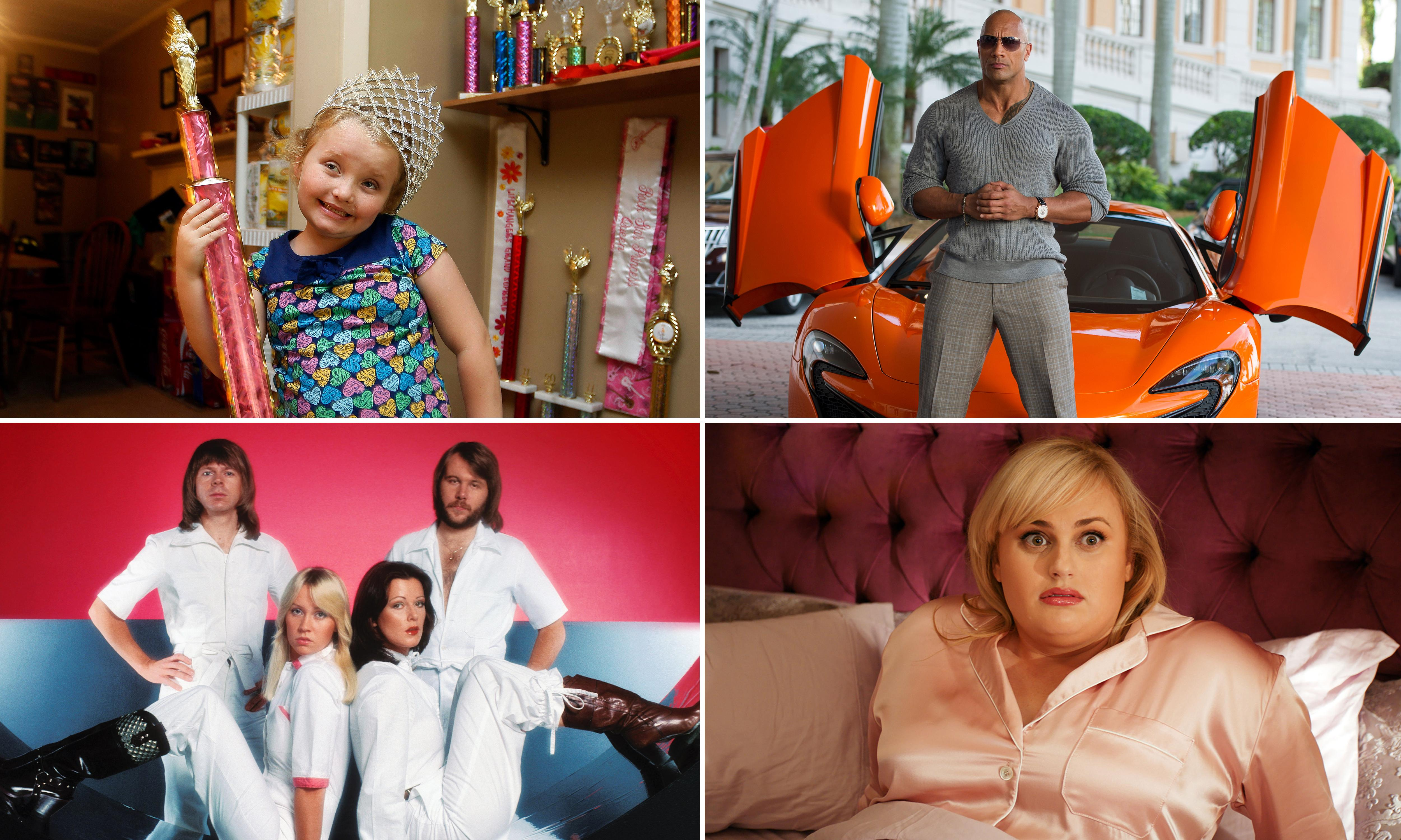 Ballers to Honey Boo Boo: pop culture tastes of the Democratic candidates