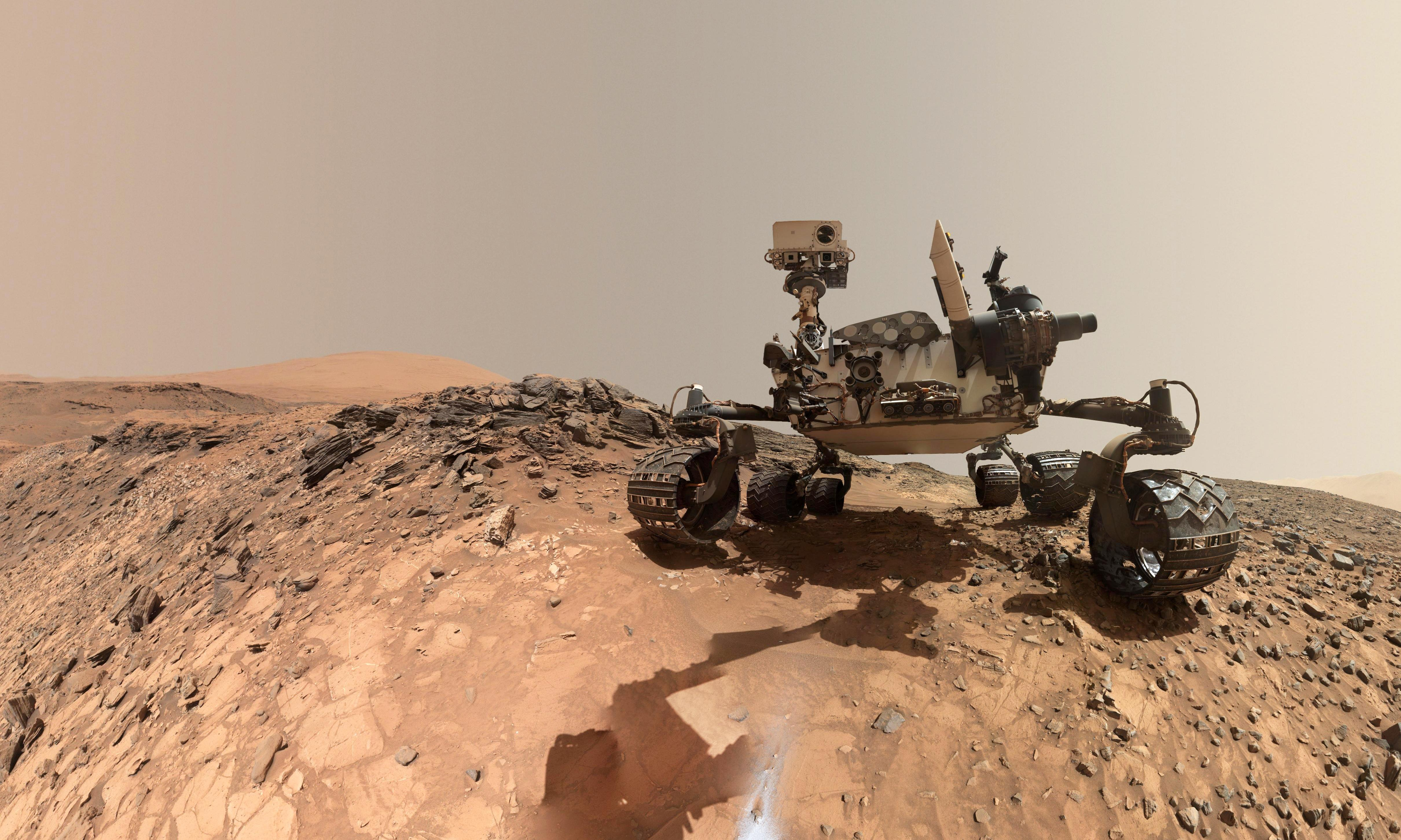 Scientists uncover potential source of methane on Mars