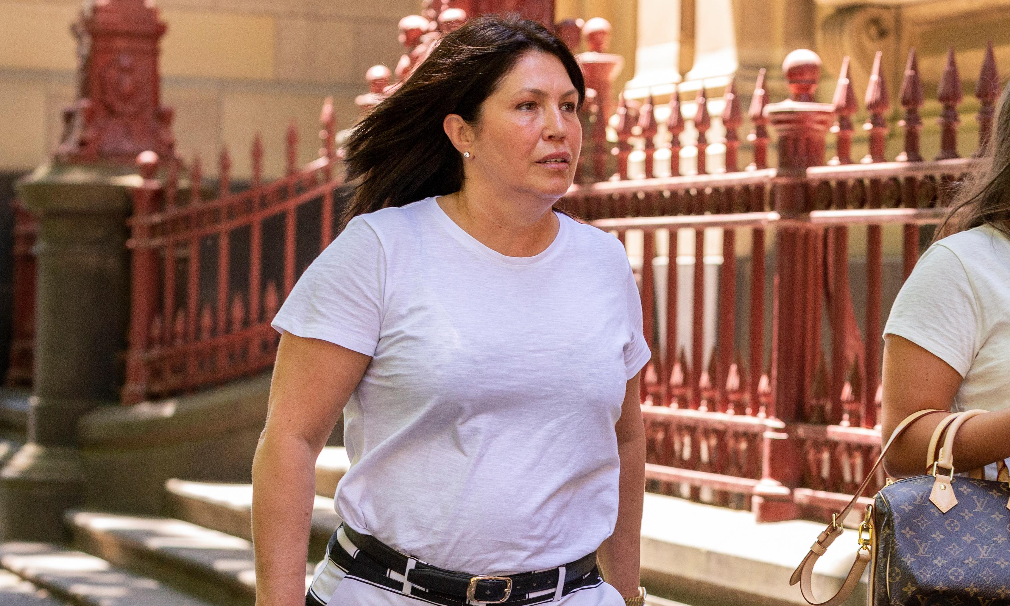 Gangland widow Roberta Williams arrested on allegations of kidnapping and extortion