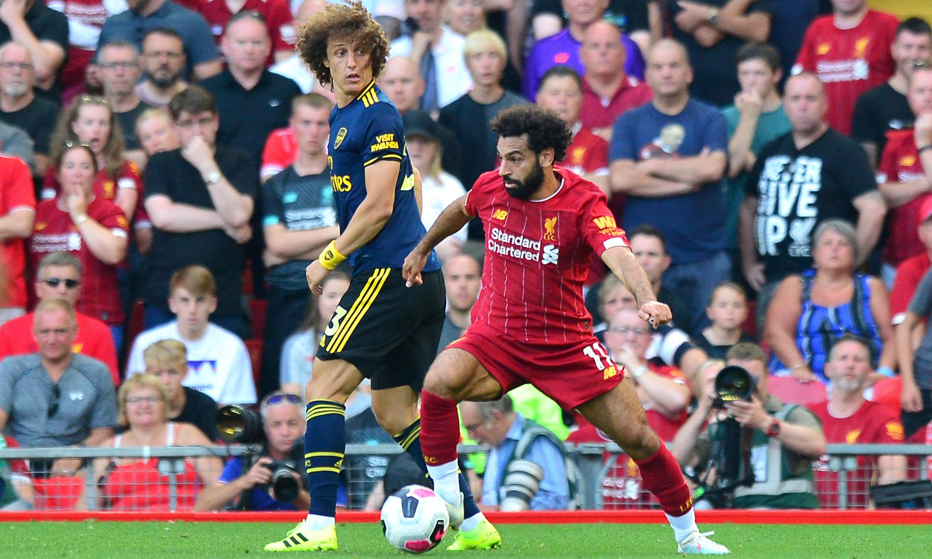 Anfield again proves the mirror that reflects Arsenal's ugliest failings