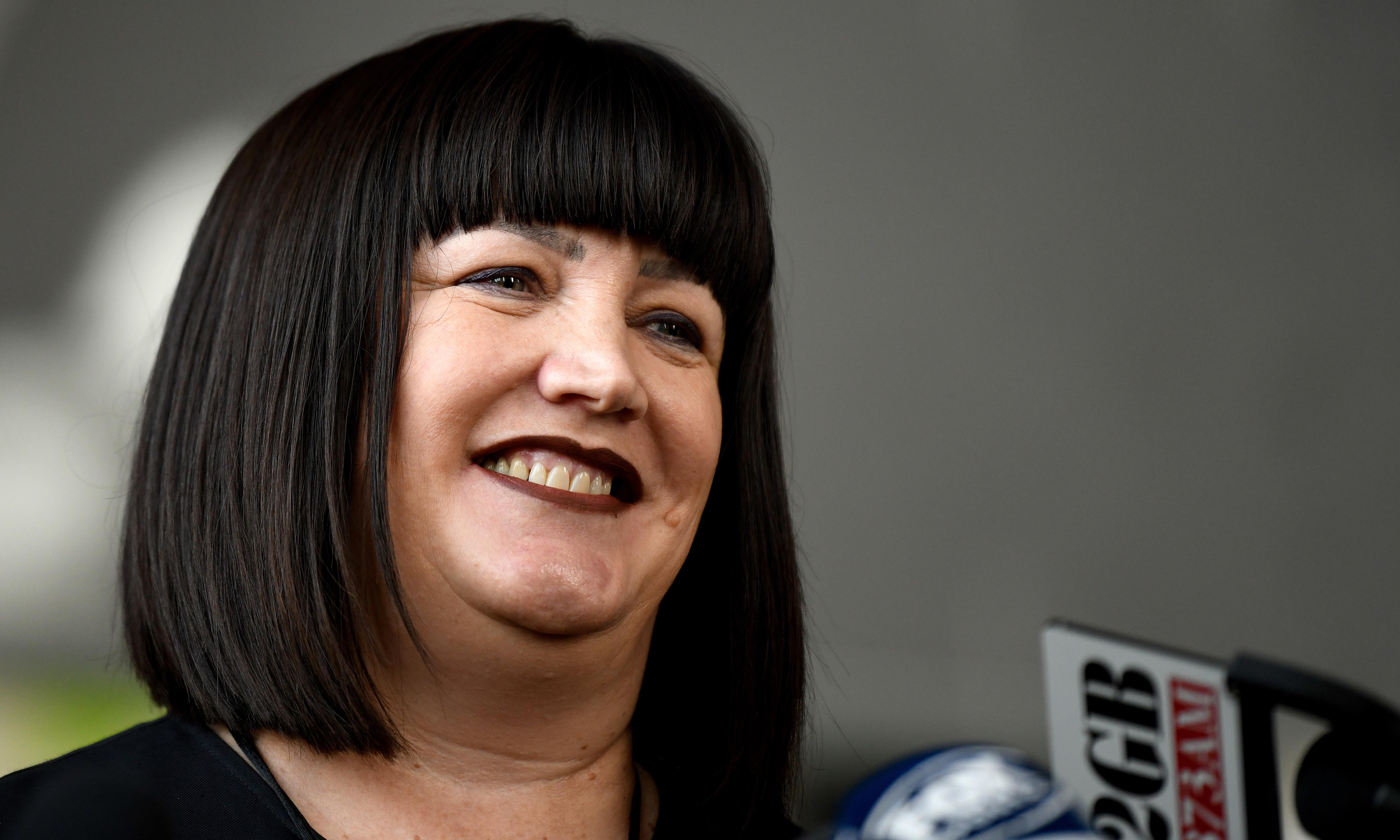 Raelene Castle says Rugby Australia 'didn't back down' on Israel Folau deal