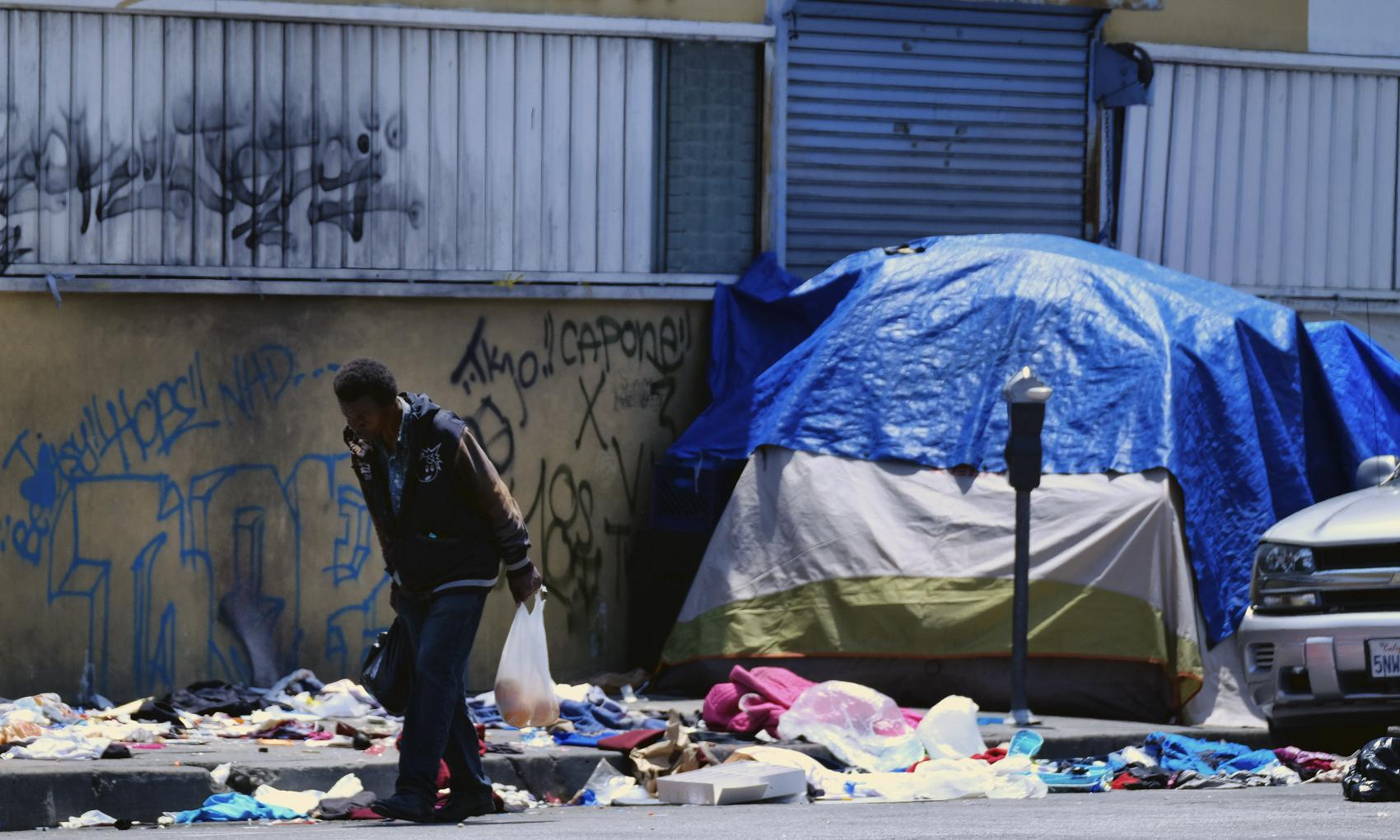 US ministry accused of luring homeless people into forced labor