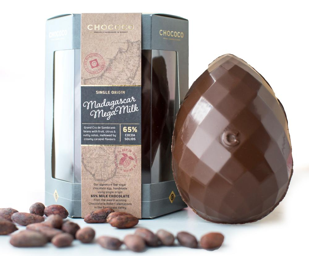 Chococo's Easter egg