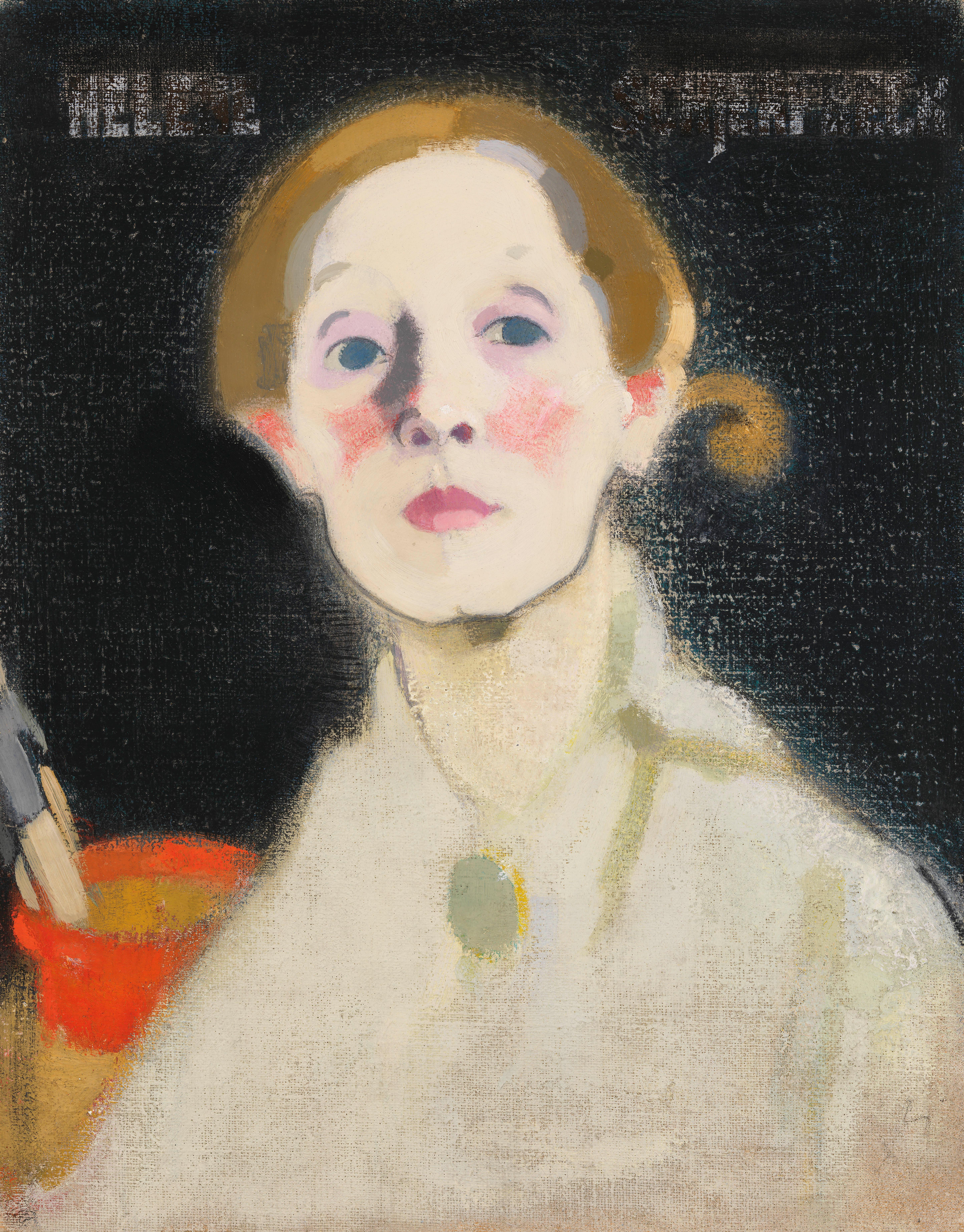 'Finland's Munch': the unnerving art of Helene Schjerfbeck