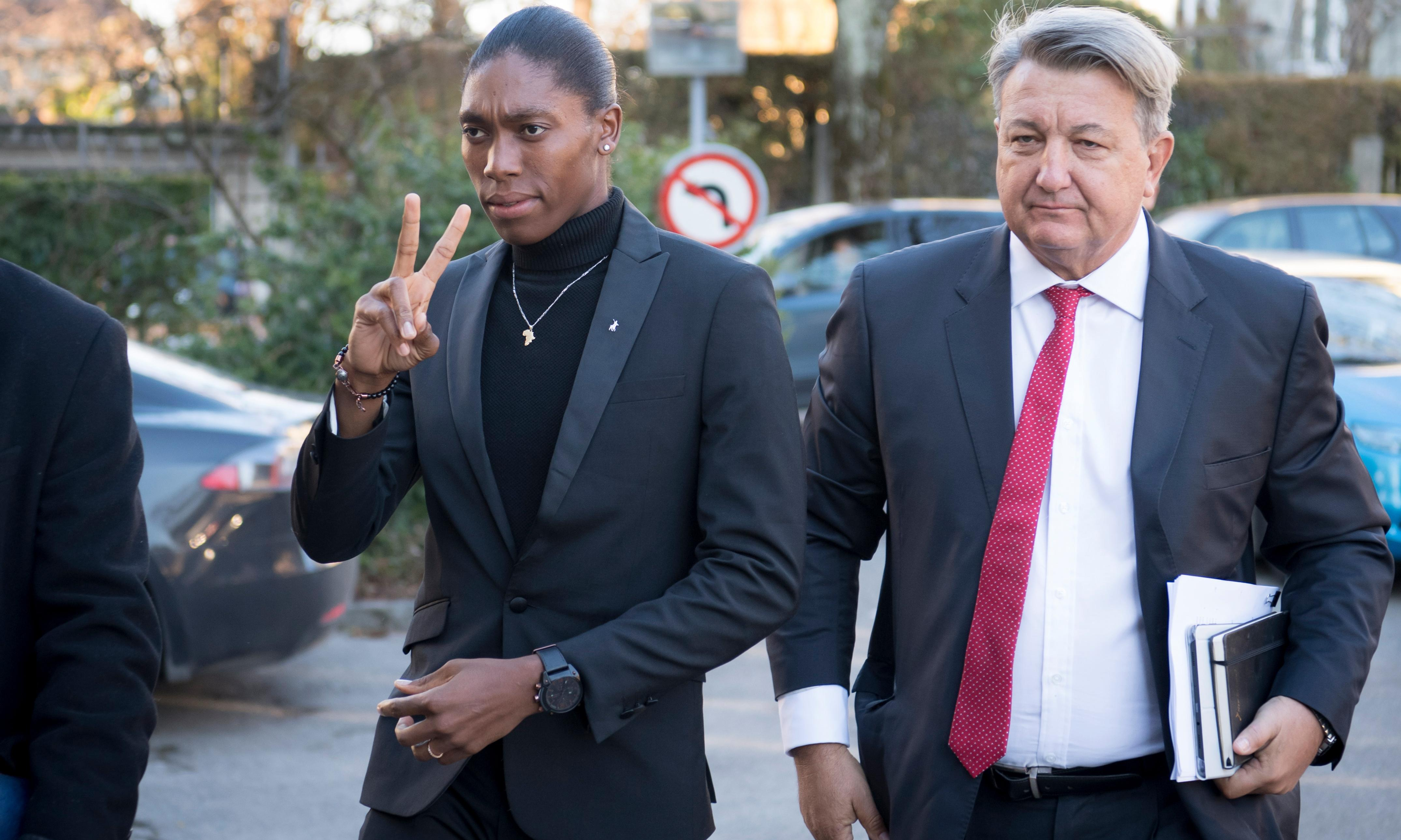 Caster Semenya's lawyers accuse the IAAF of underhand tactics