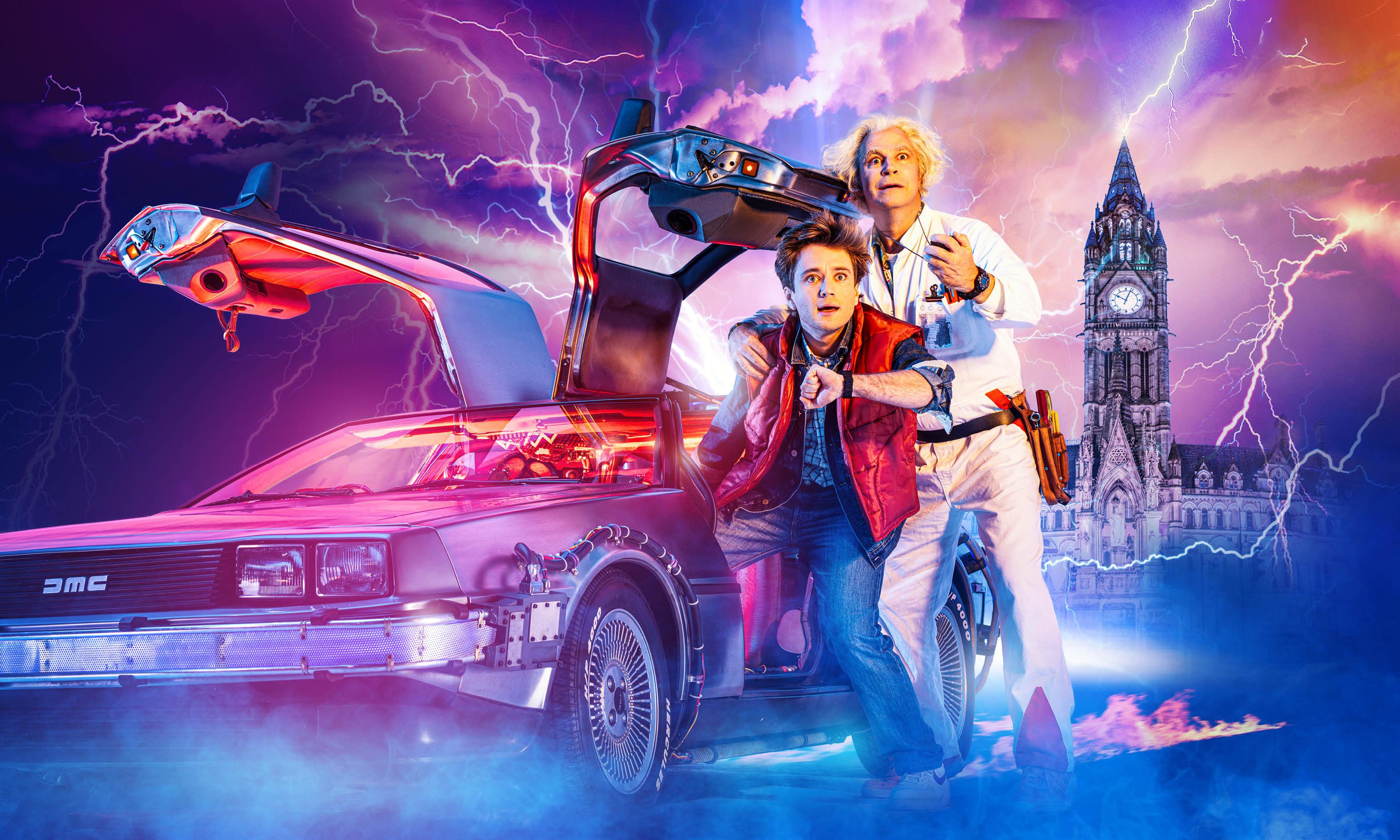 'This is the new standard for spectacle': fans react to the Back to the Future musical
