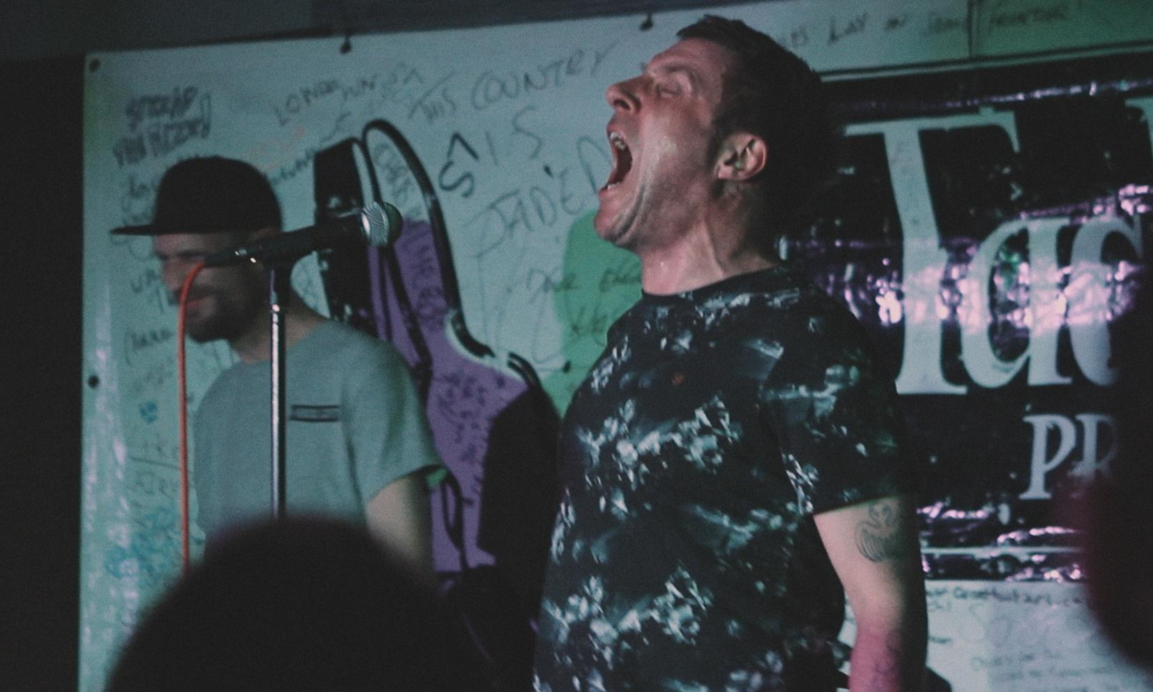 TV tonight: are Sleaford Mods 'the world's greatest rock'n'roll band'?