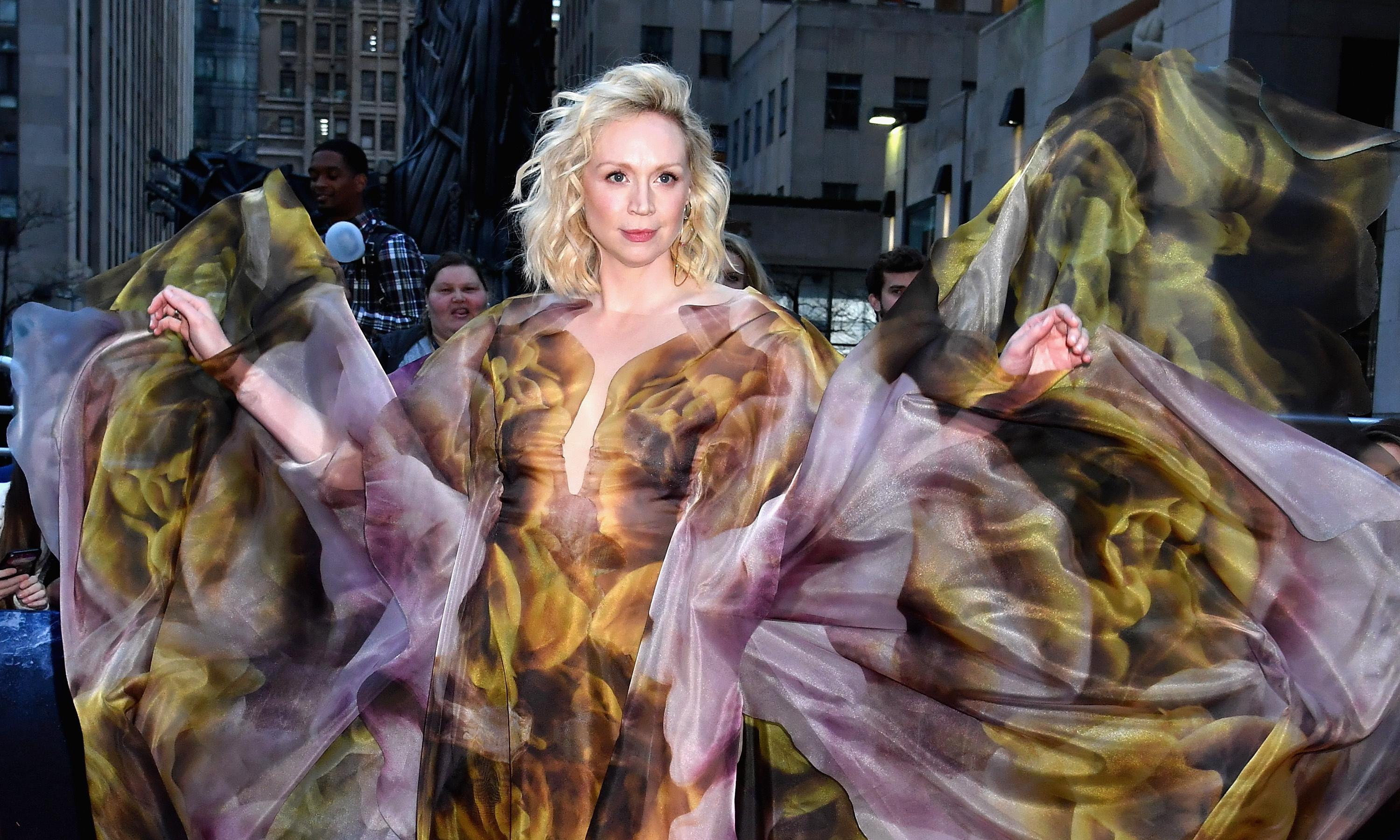 Gwendoline Christie: let's hear it for all the underdogs at the Emmys