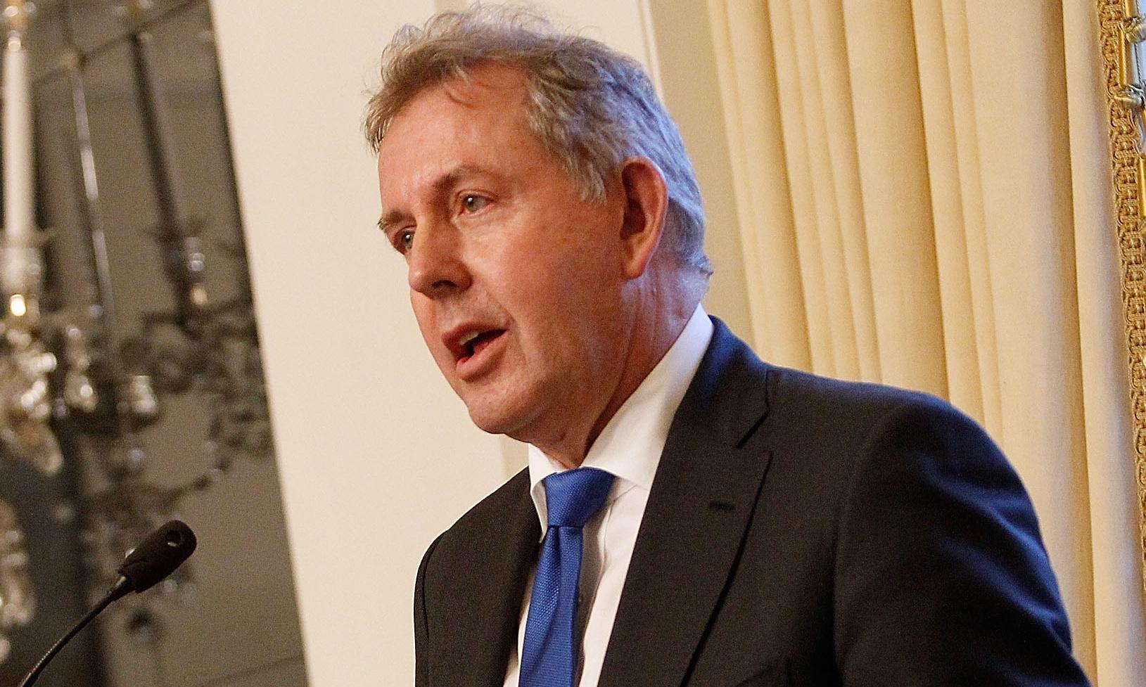 Suspected leaker of Kim Darroch cables on Trump 'identified'