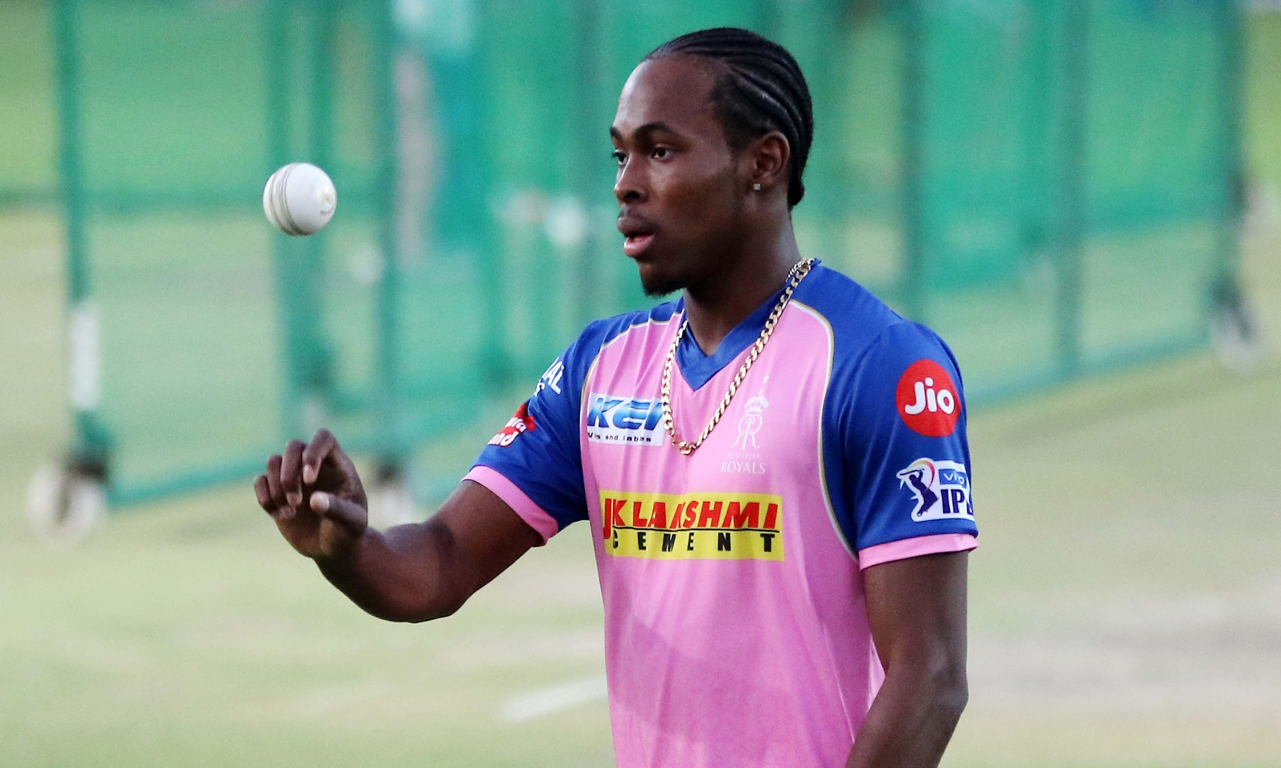 Jofra Archer 'calm and optimistic' following England call-up