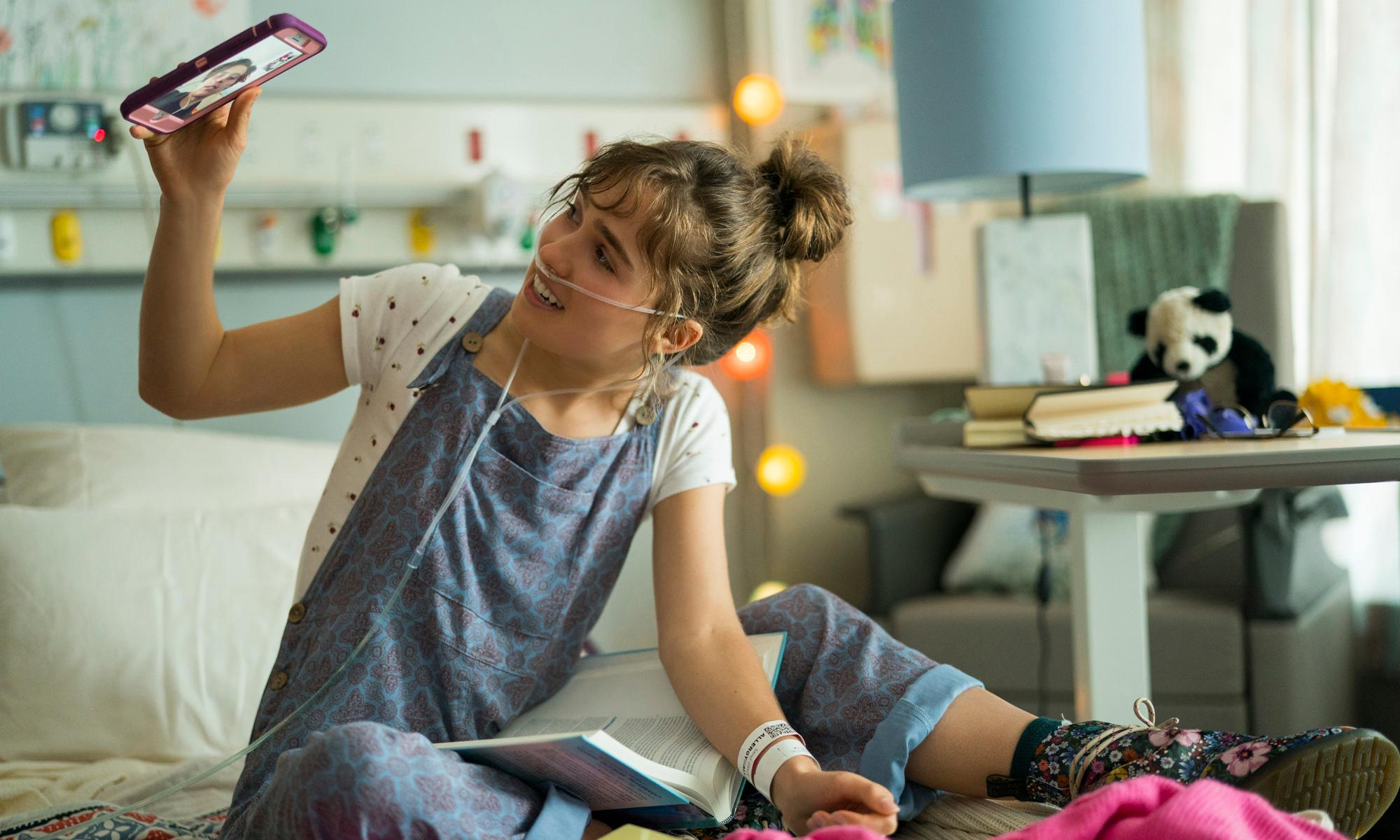 As someone with cystic fibrosis I'm not sure I want to see Five Feet Apart – but you should