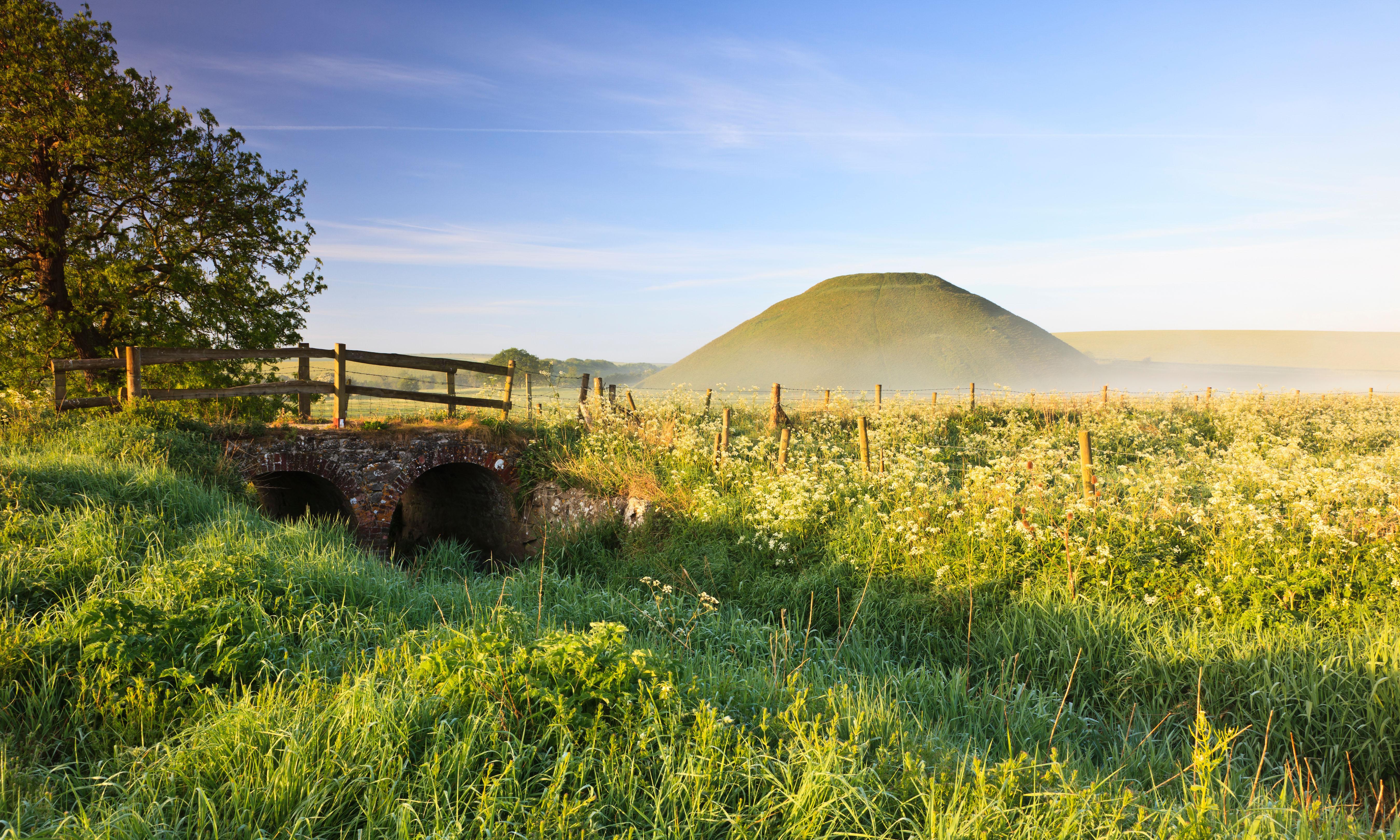Six of Britain's best 'spring heartland' walks