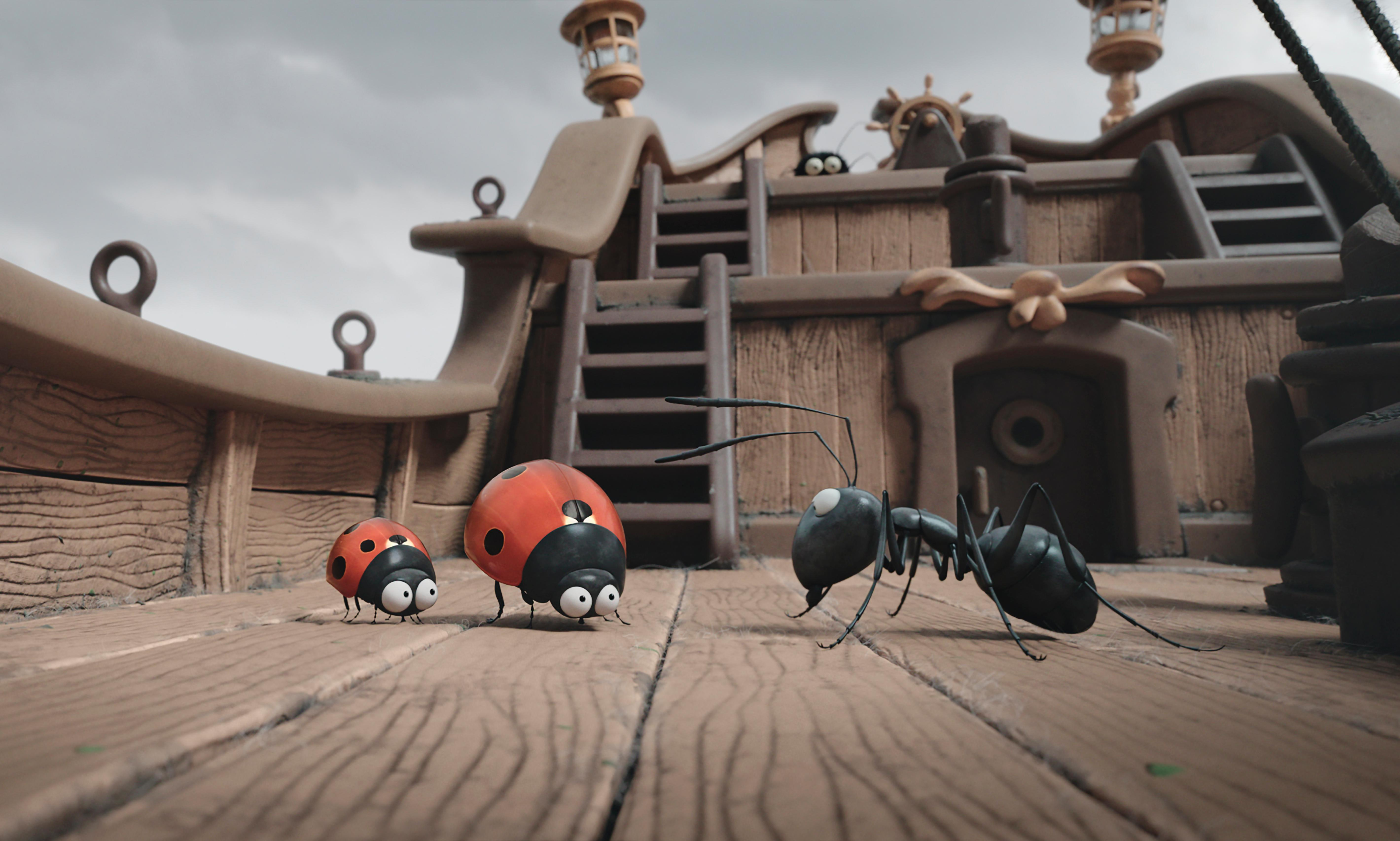 A Minuscule Adventure review – the bugs are back