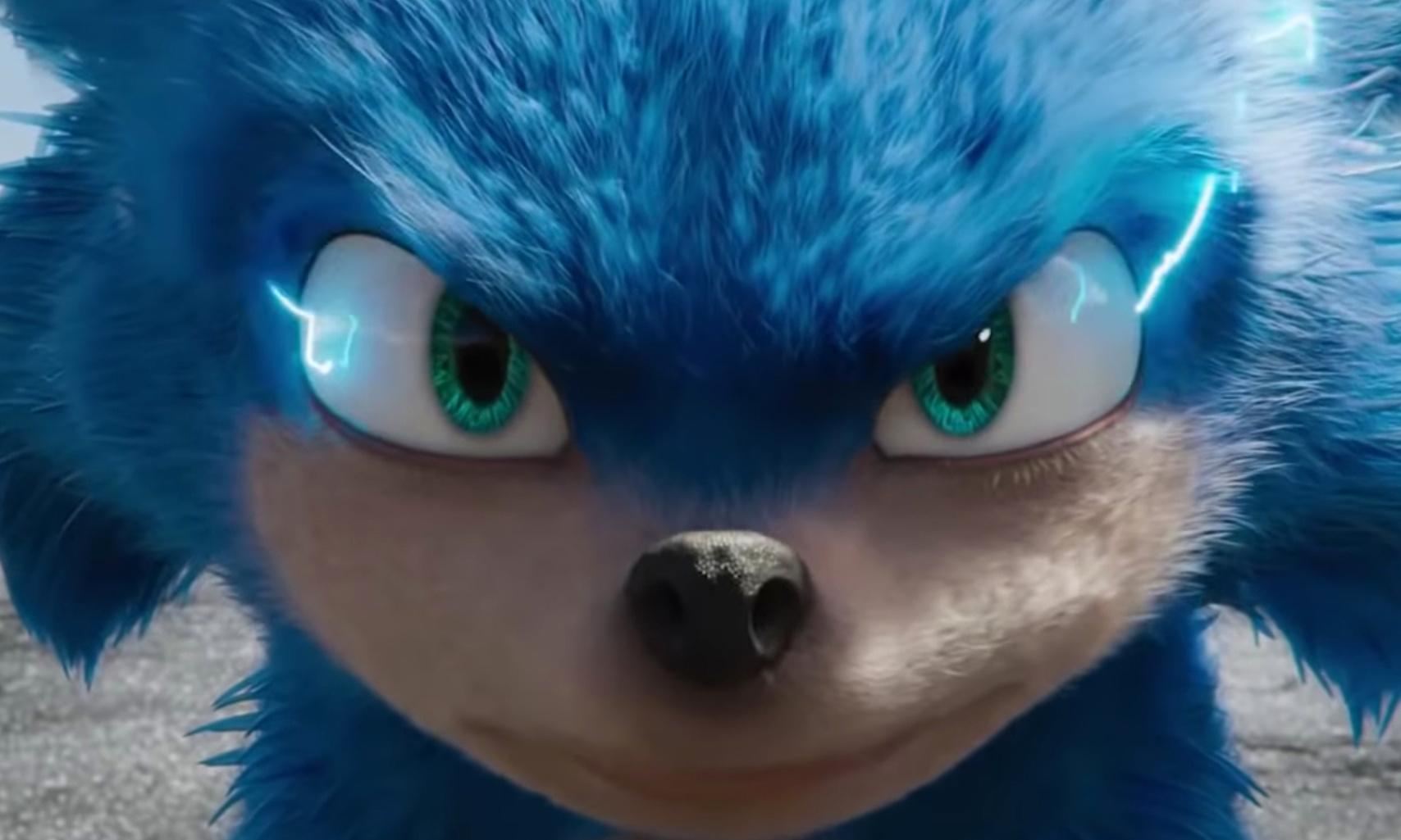 New trailer for Sonic the Hedgehog released after disastrous first version