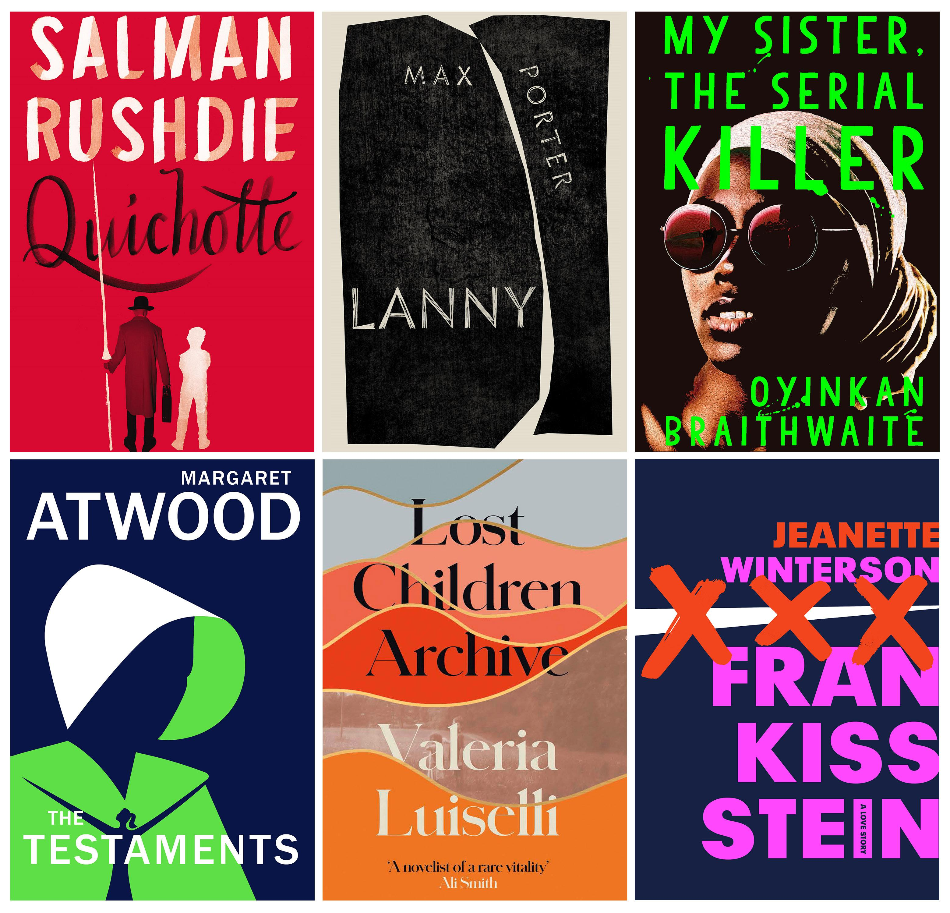 Not read them yet? A cheat's guide to the 2019 Booker prize longlist