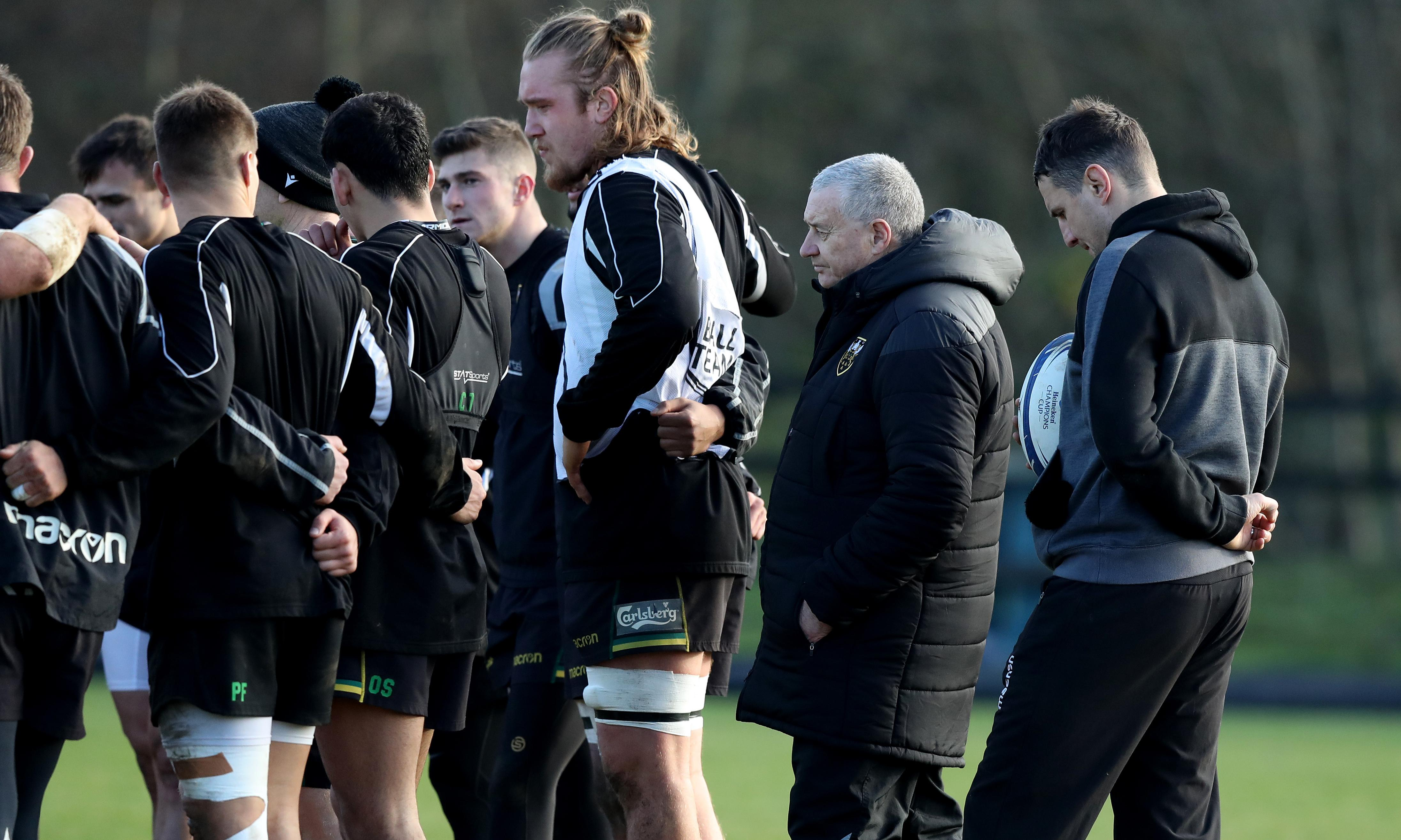 How Northampton were turned back into a force to be reckoned with