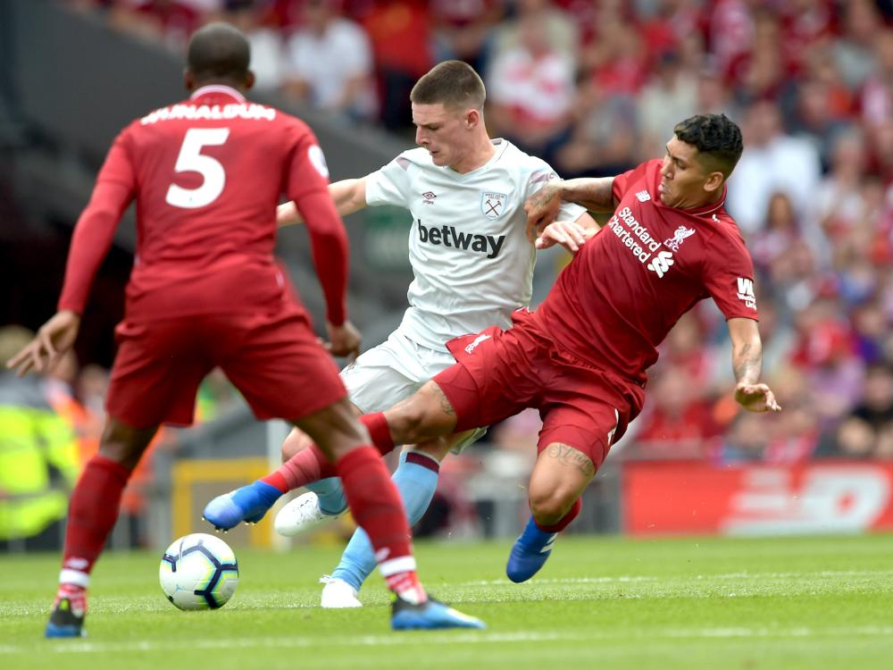 Declan Rice may be due a recall as Manuel Pellegrini looks to solidify his midfield.