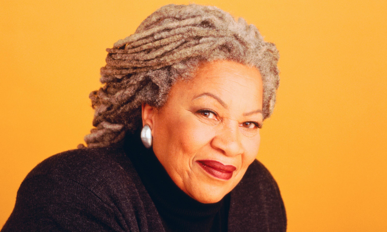 Toni Morrison - cover