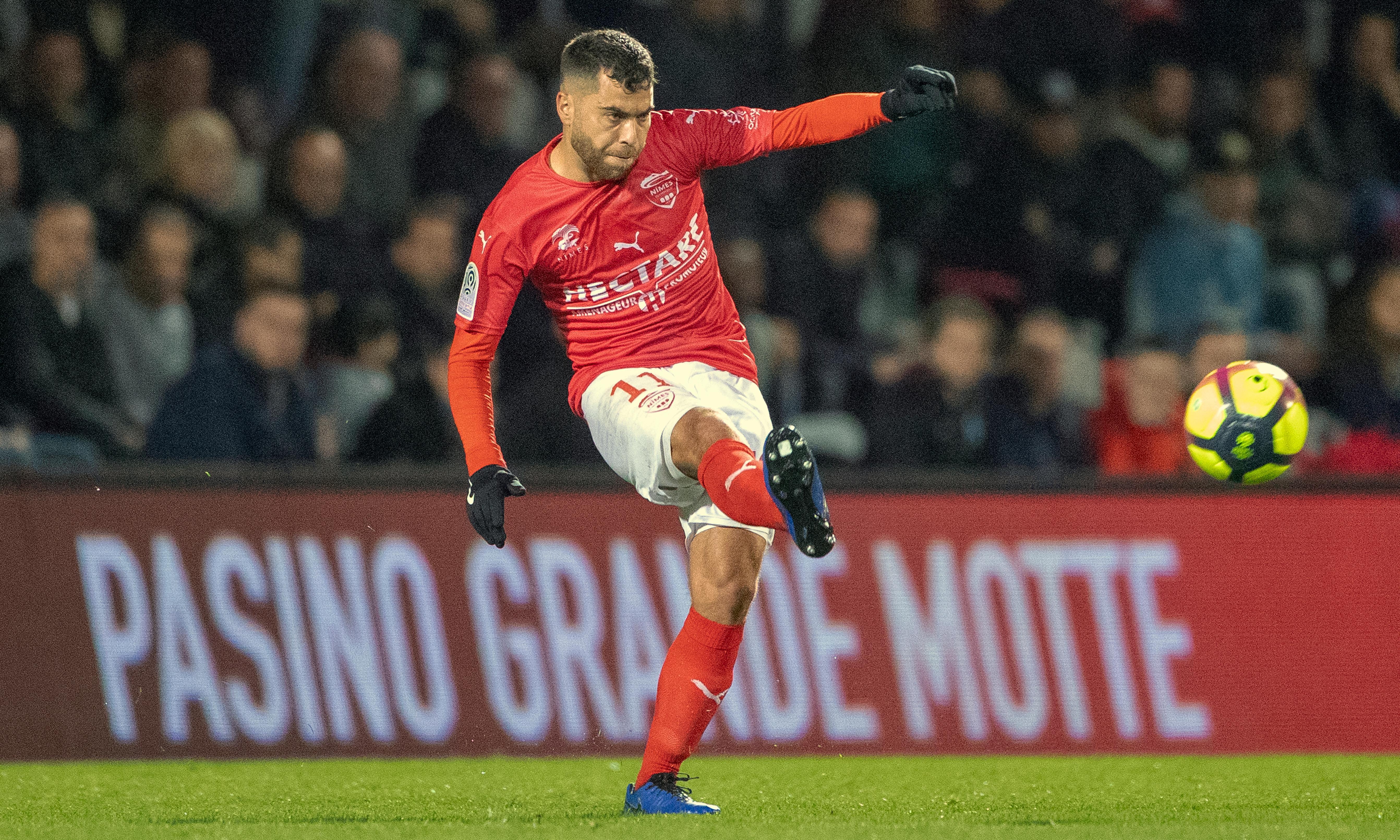 Téji Savanier was in Ligue 2 last year. Now he is dominating Ligue 1