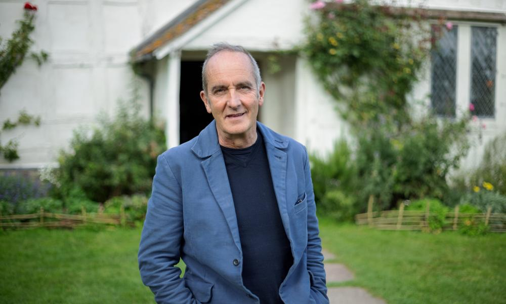 G2 - Kevin McCloud, photographed at Brockhampton Estate, near his home in Herefordshire. 03/09/2021 - Photograph by Sam Frost ©2021 - www.samfrostphotos.com