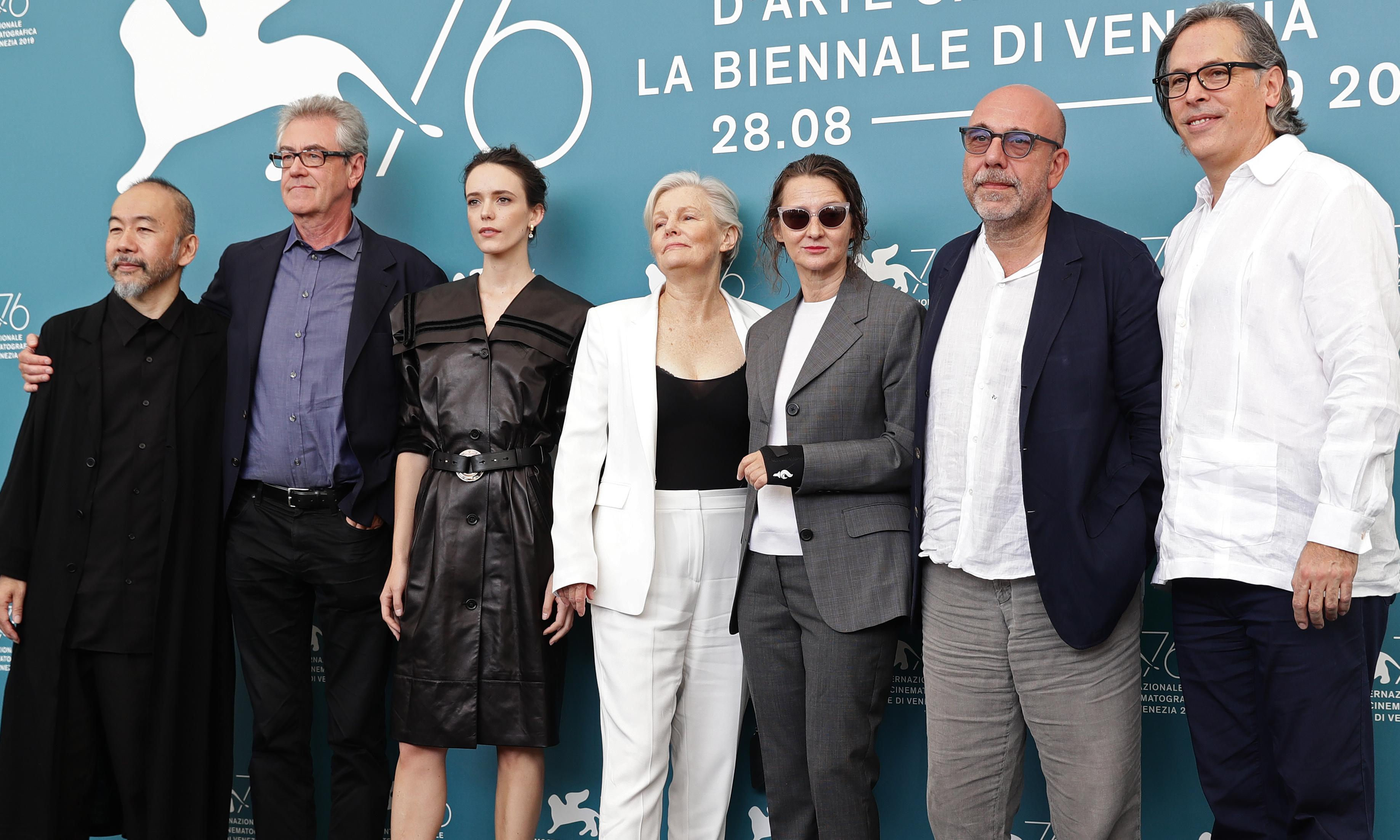 Jury members clash over Roman Polanski as Venice film festival opens