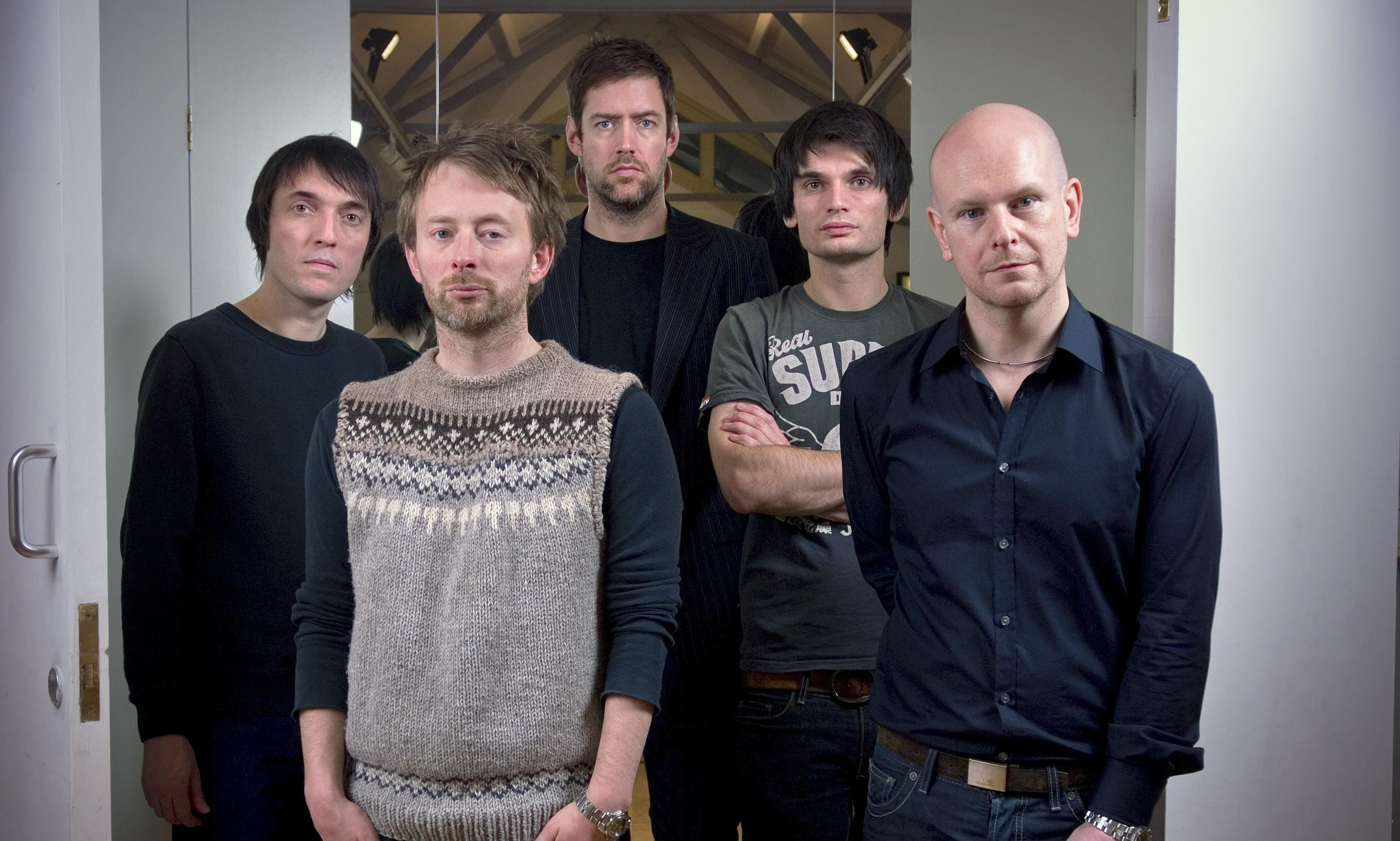Drone yoga, bowler hats, QI repeats: which Radiohead member are you?